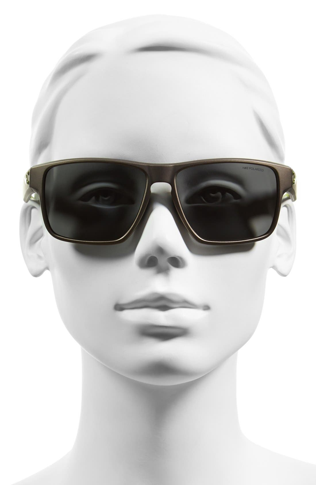 'Mavrk' 59mm Sunglasses,                             Alternate thumbnail 2, color,                             020