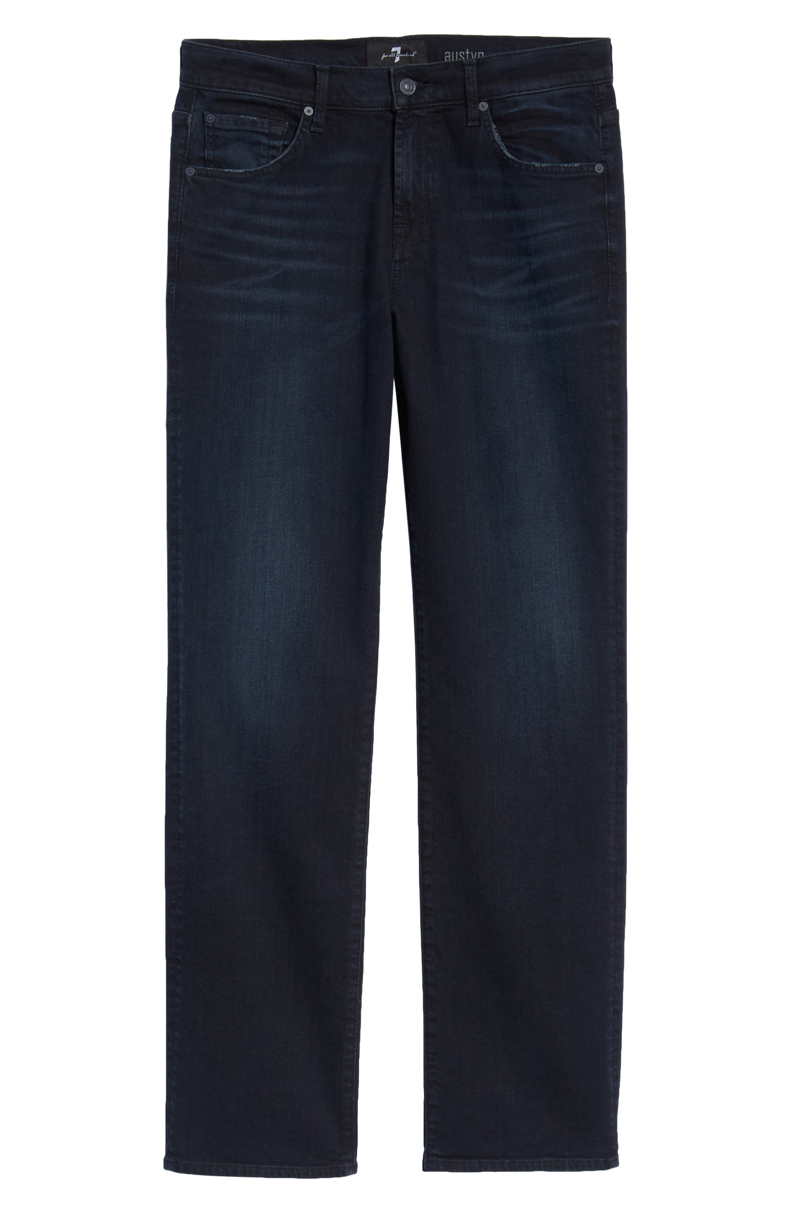 Luxe Austyn Relaxed Fit Jeans,                             Alternate thumbnail 6, color,                             DESPERADO