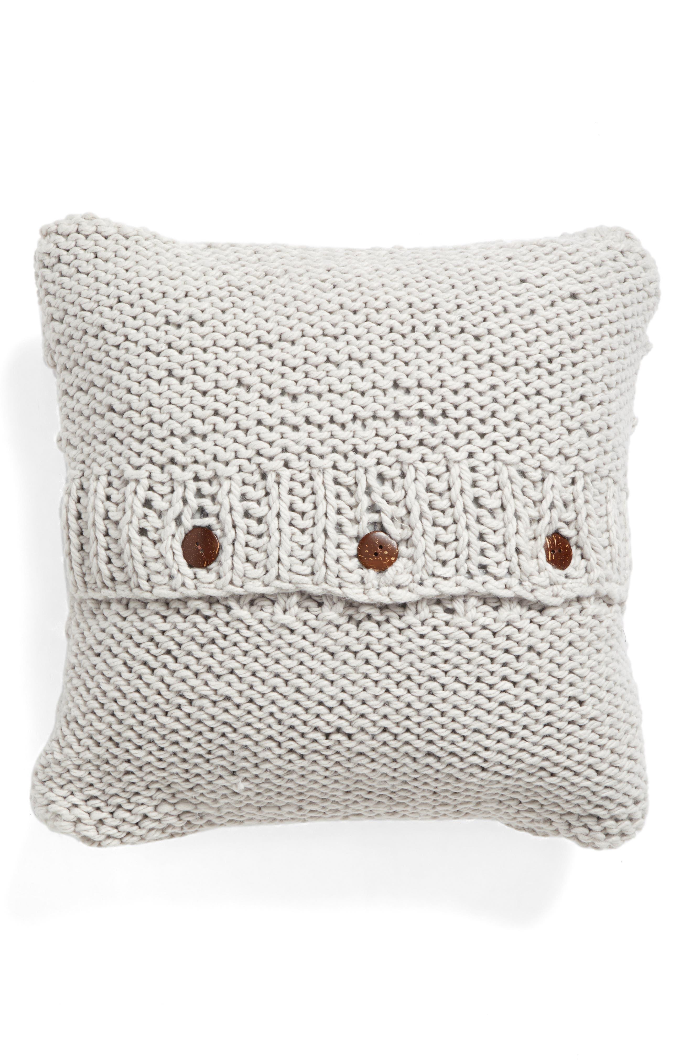 Basket Weave Accent Pillow,                             Alternate thumbnail 2, color,                             020