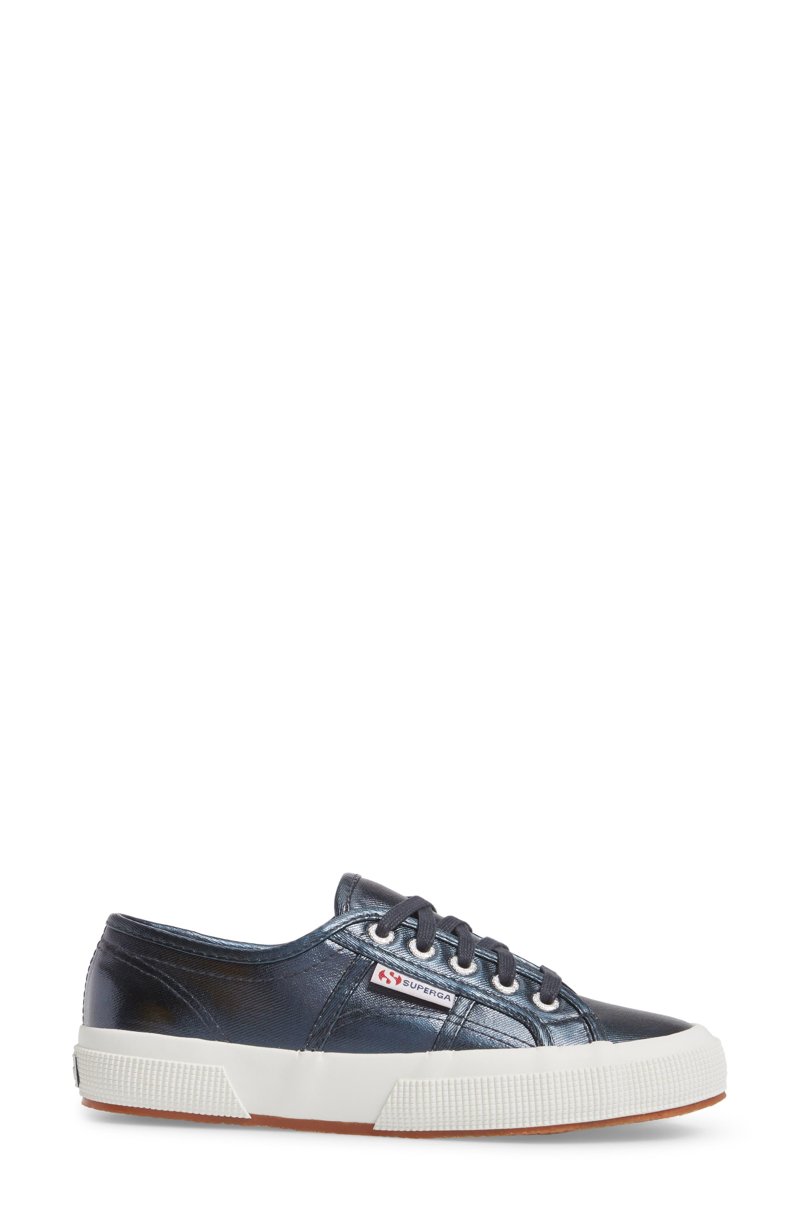 'Cotmetu' Metallic Sneaker,                             Alternate thumbnail 3, color,                             478