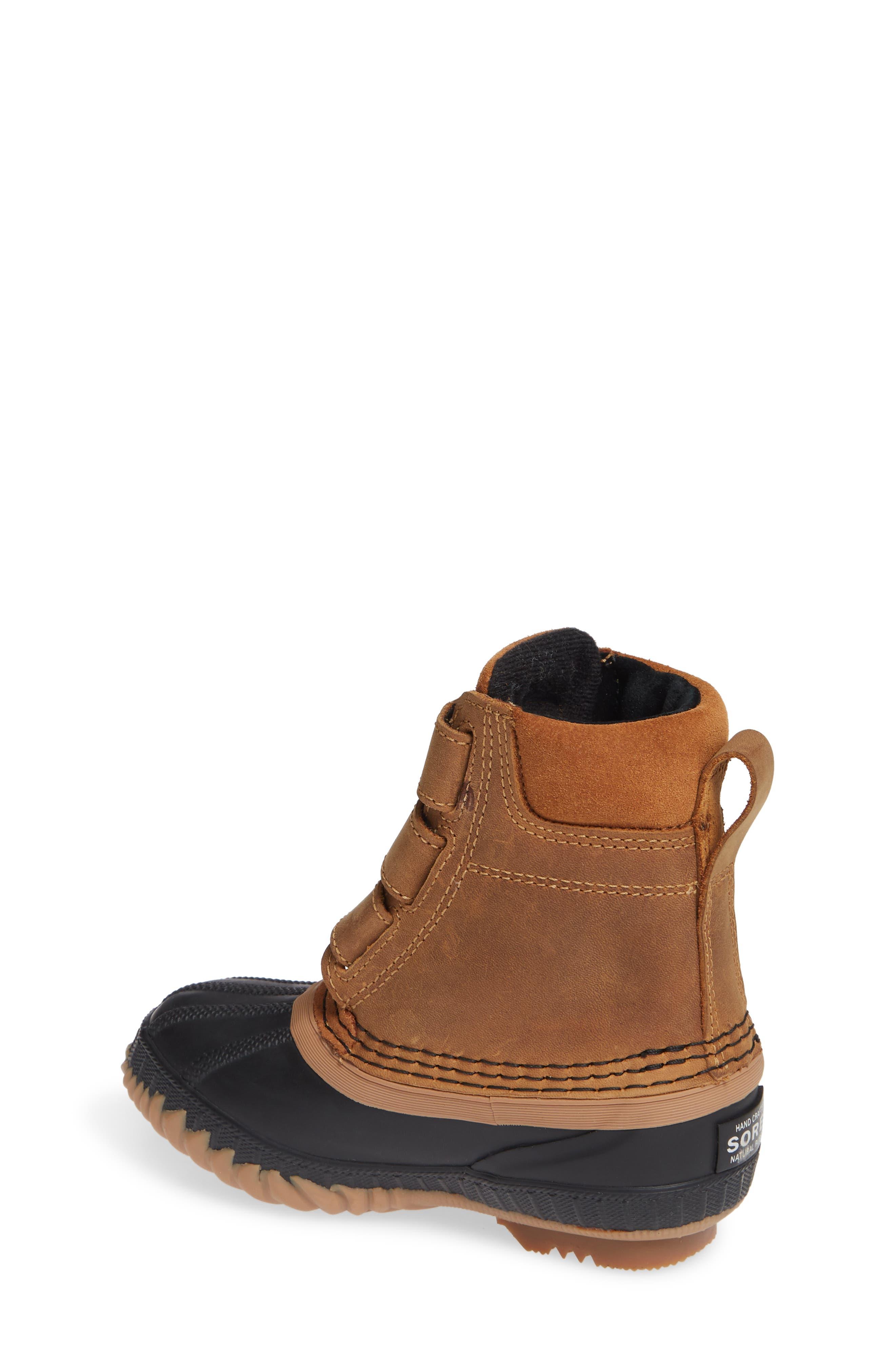 Cheyanne<sup>™</sup> II Waterproof Boot,                             Alternate thumbnail 2, color,                             ELK/ BLACK