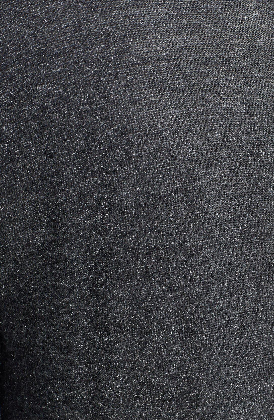 Drape Front Duster Cardigan,                             Alternate thumbnail 2, color,                             021