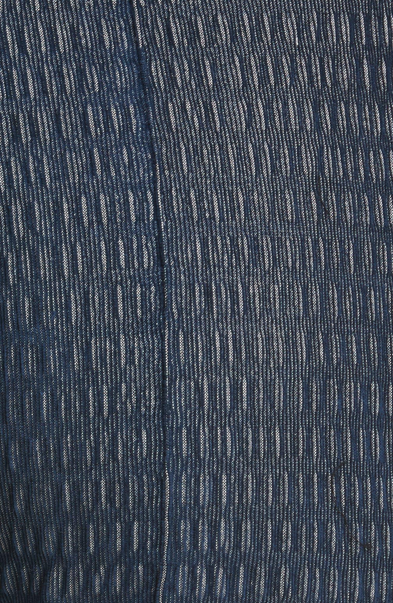 Mara Cloquer Jersey Pants,                             Alternate thumbnail 5, color,                             400