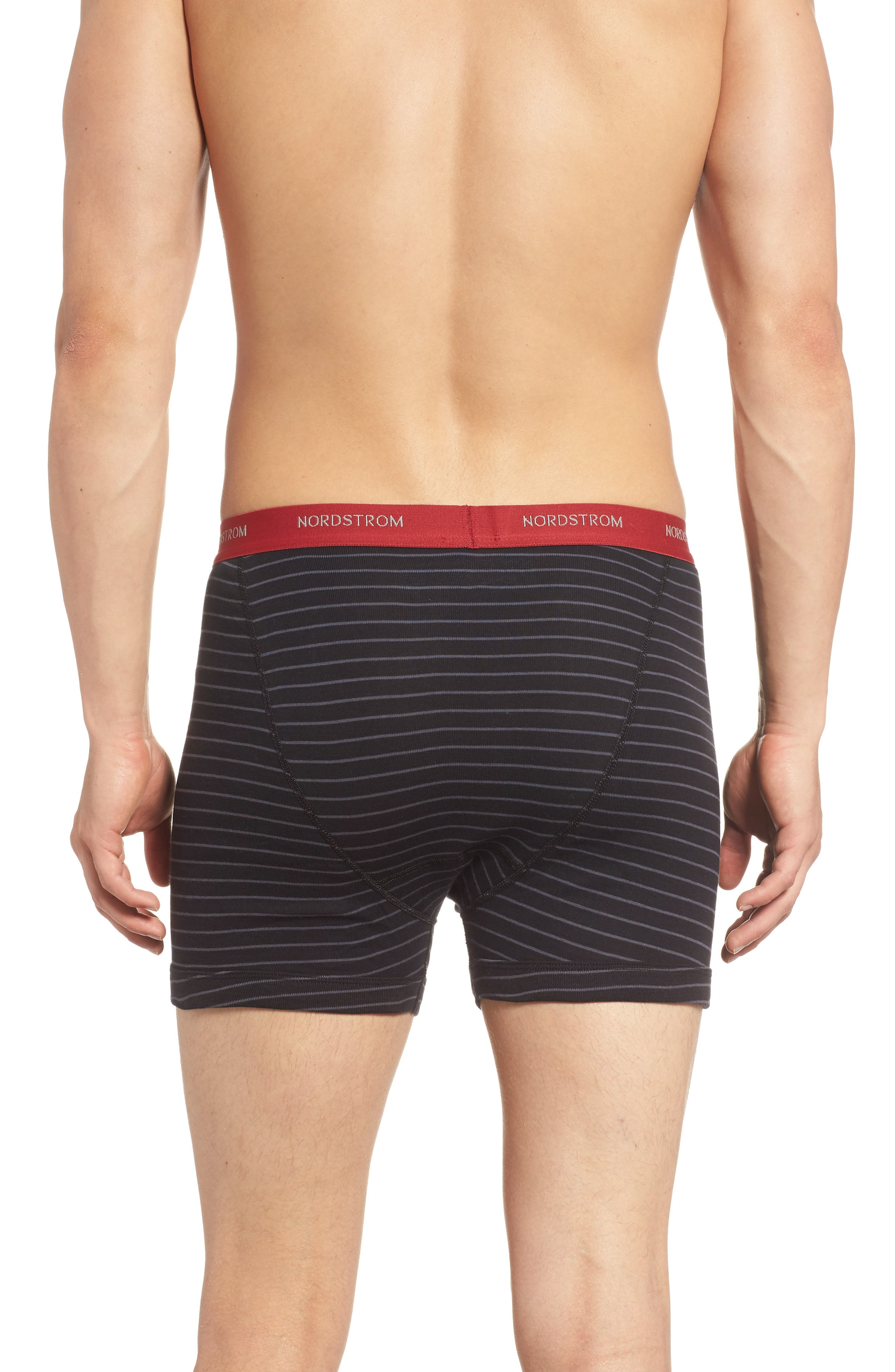 3-Pack Supima<sup>®</sup> Cotton Boxer Briefs,                             Alternate thumbnail 38, color,