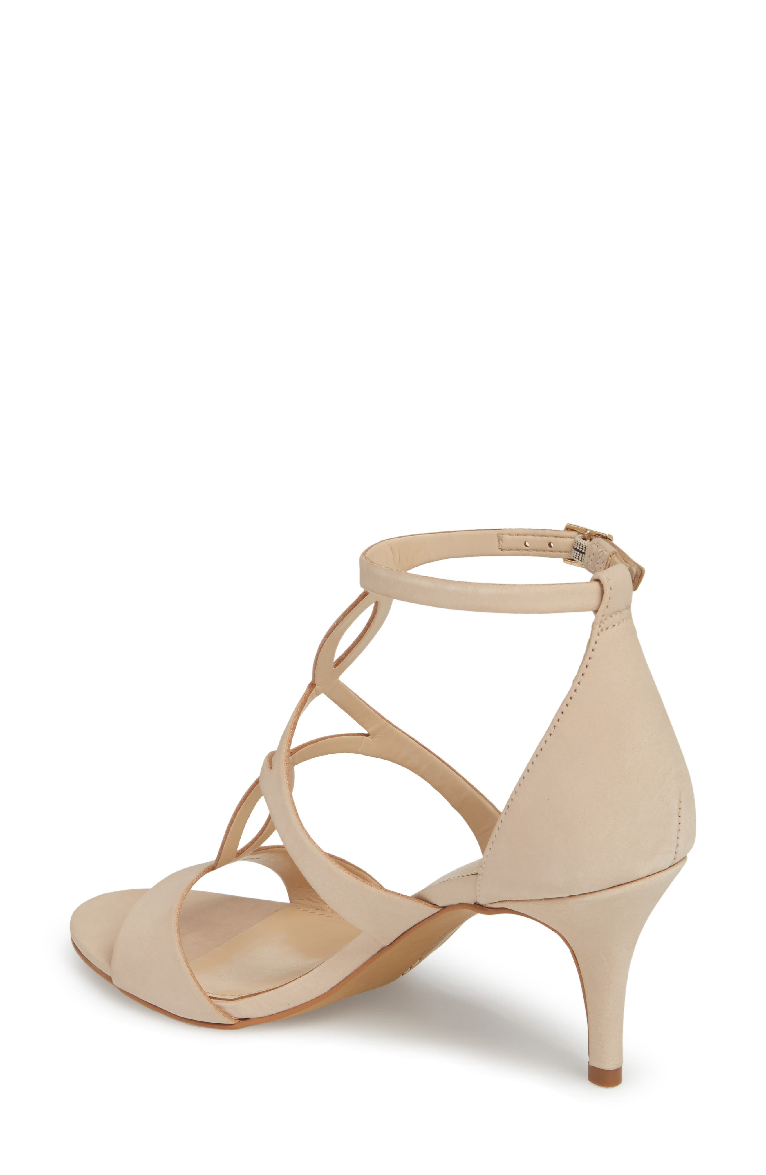 Payto Sandal,                             Alternate thumbnail 2, color,                             NUDE LEATHER