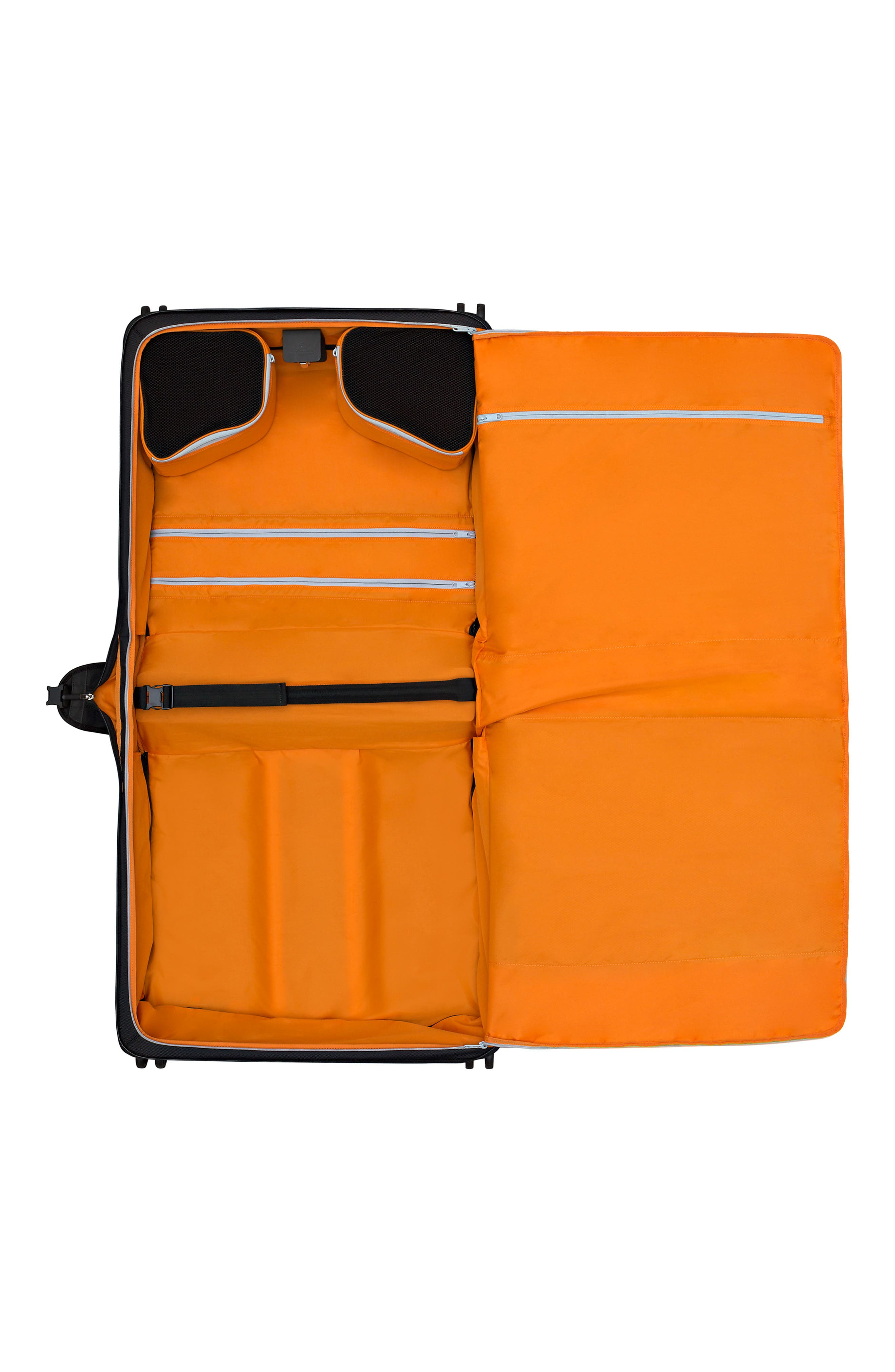 WT 5.0 Dual Caster Wheeled Garment Bag,                             Alternate thumbnail 2, color,                             001