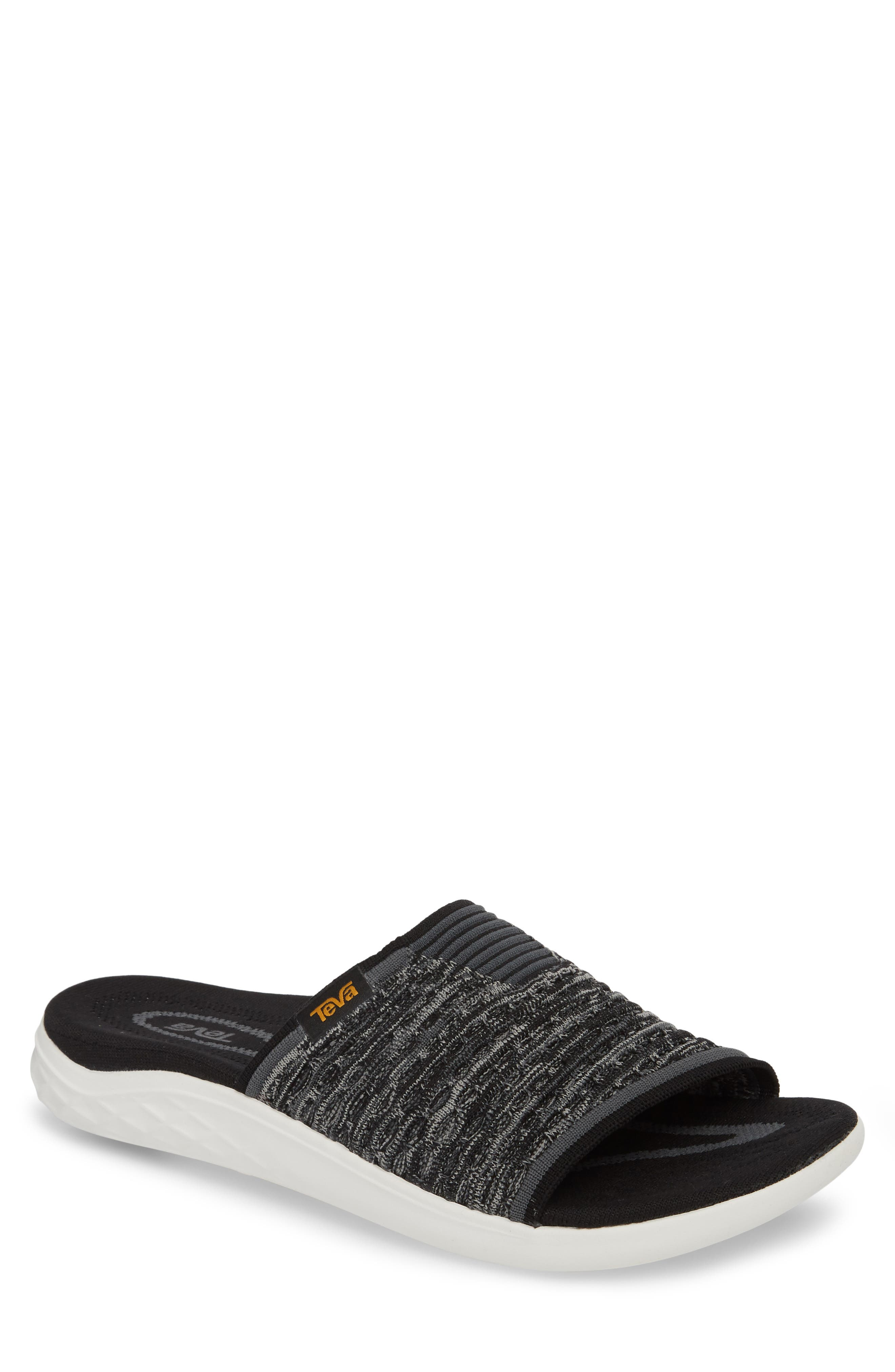 Terra-Float 2 Knit Slide Sandal,                         Main,                         color, 001