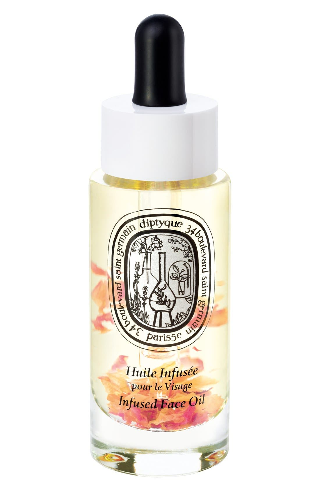 DIPTYQUE,                             Infused Face Oil,                             Main thumbnail 1, color,                             NO COLOR