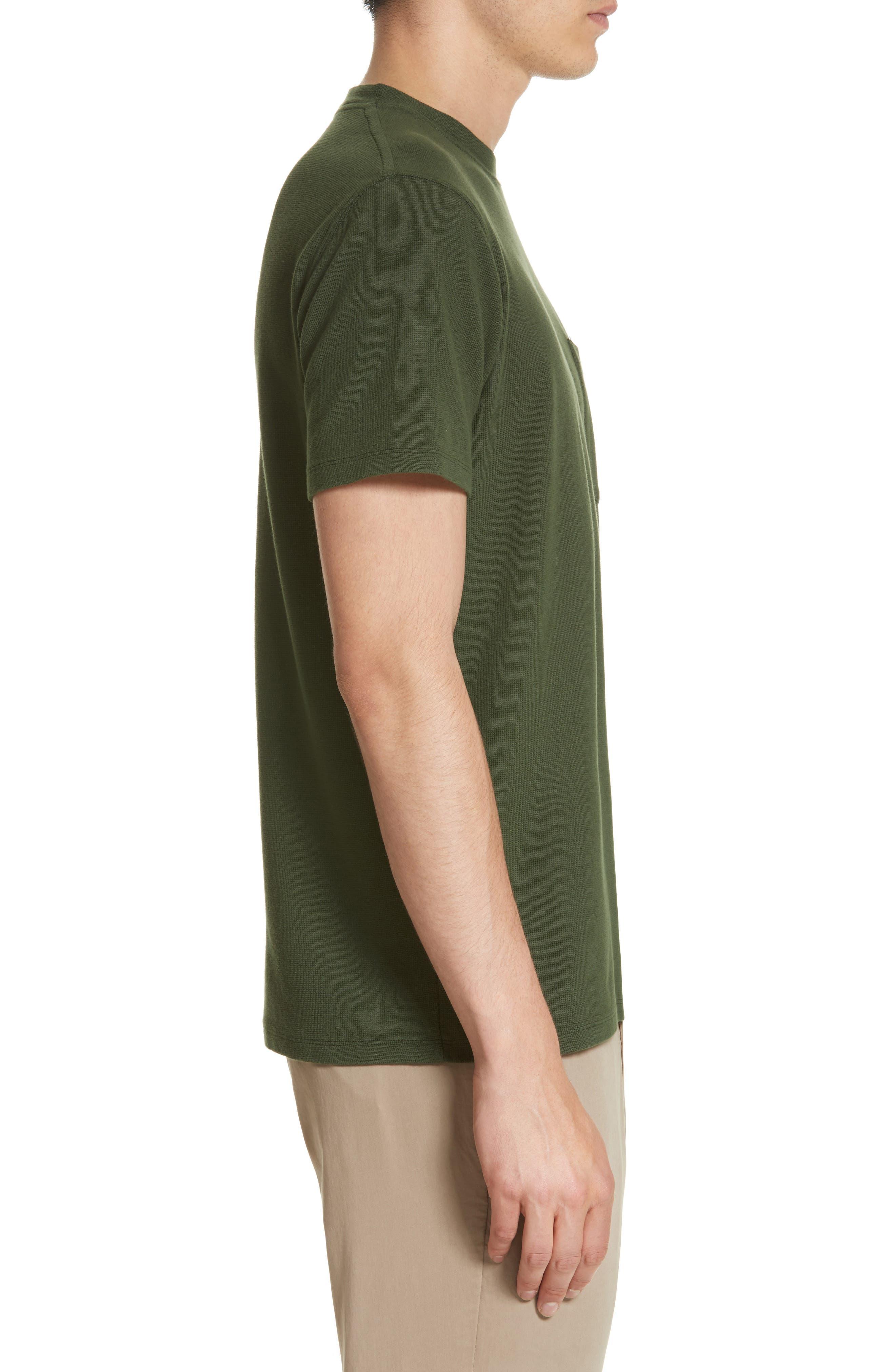 Niels Garment Dye T-Shirt,                             Alternate thumbnail 3, color,