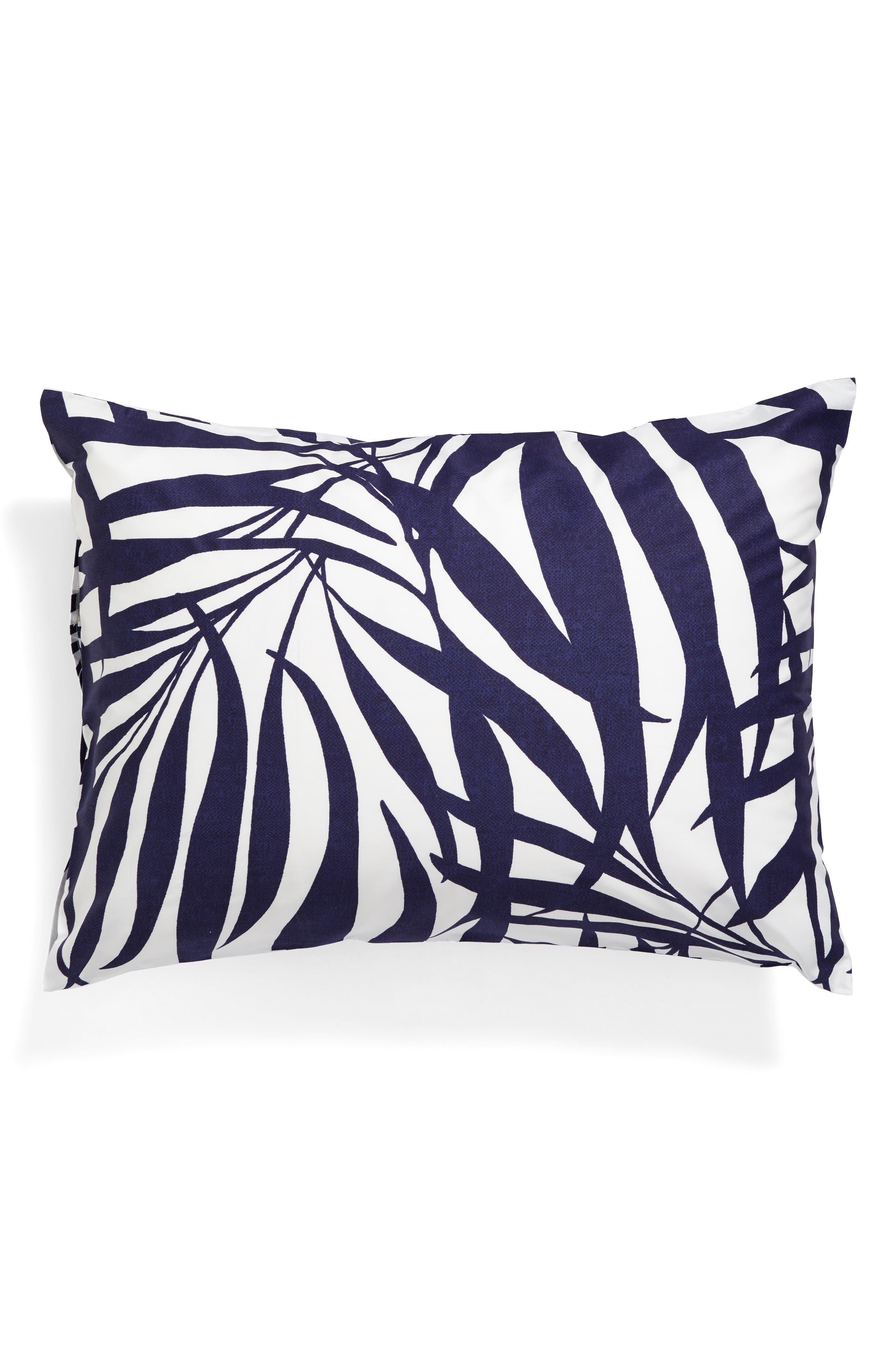 palm comforter & sham set,                             Alternate thumbnail 3, color,                             400