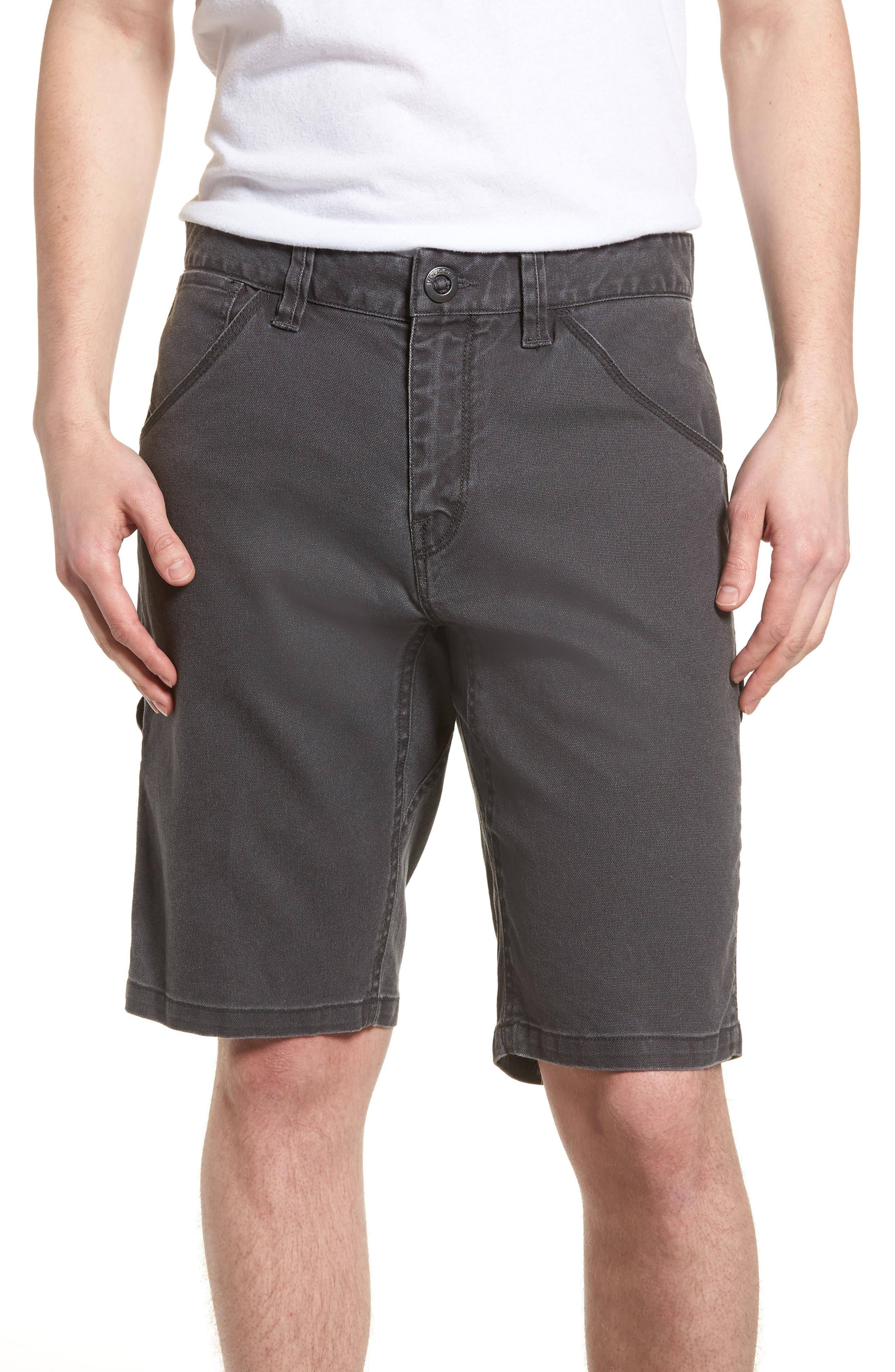 Whaler Utility Shorts,                             Main thumbnail 1, color,                             001