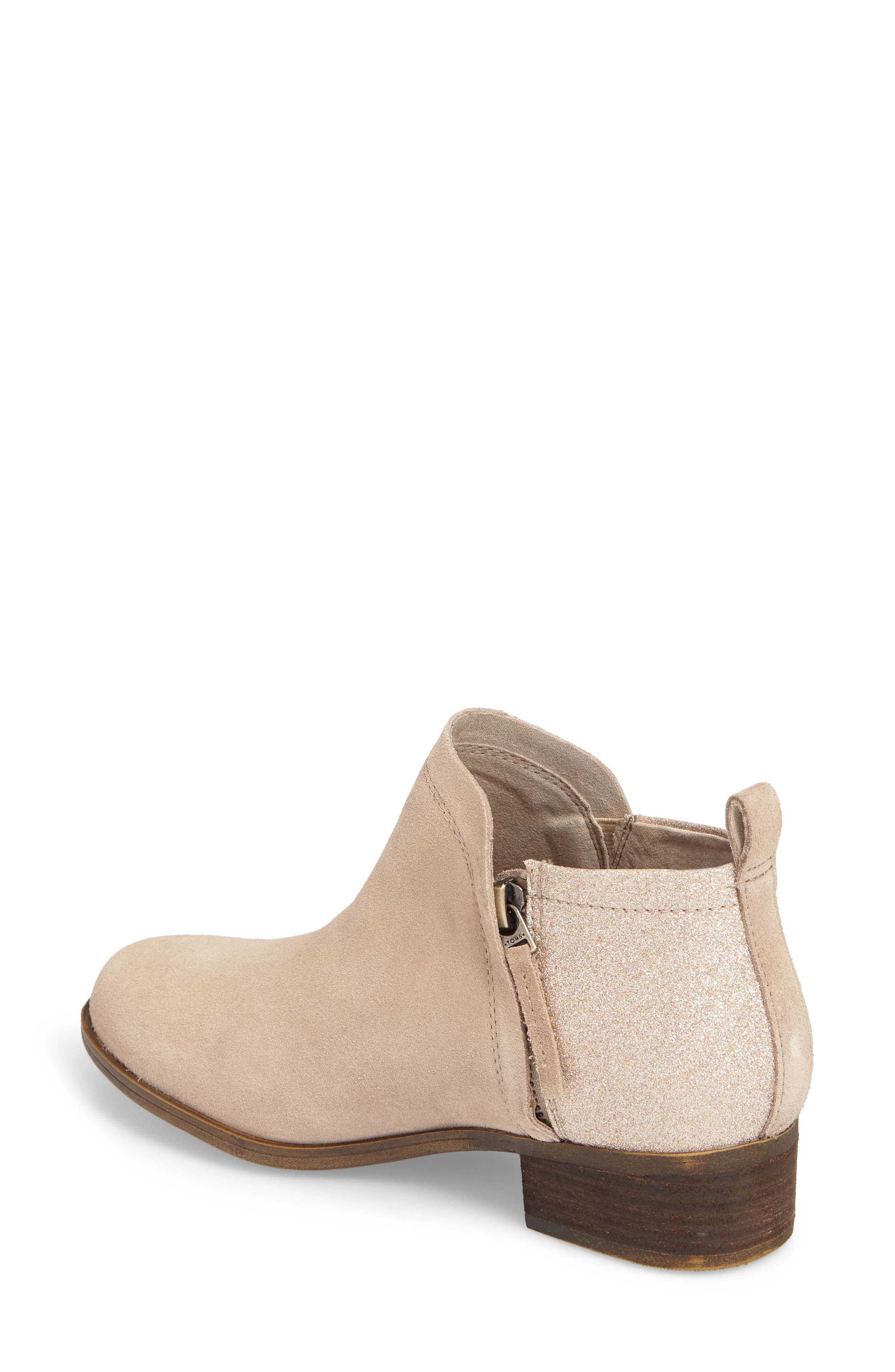 Deia Zip Bootie,                             Alternate thumbnail 15, color,