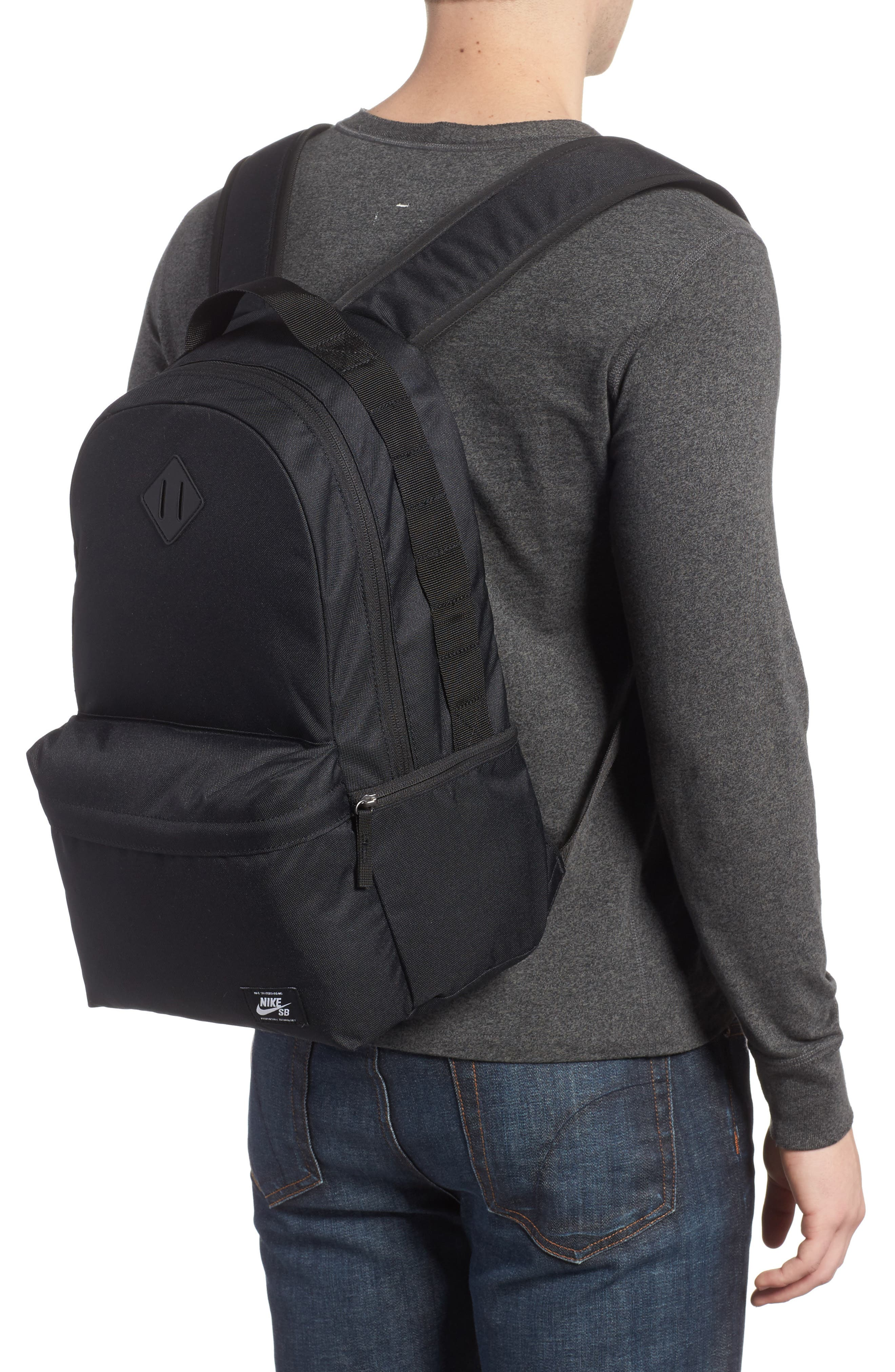 Icon Backpack,                             Alternate thumbnail 2, color,                             010