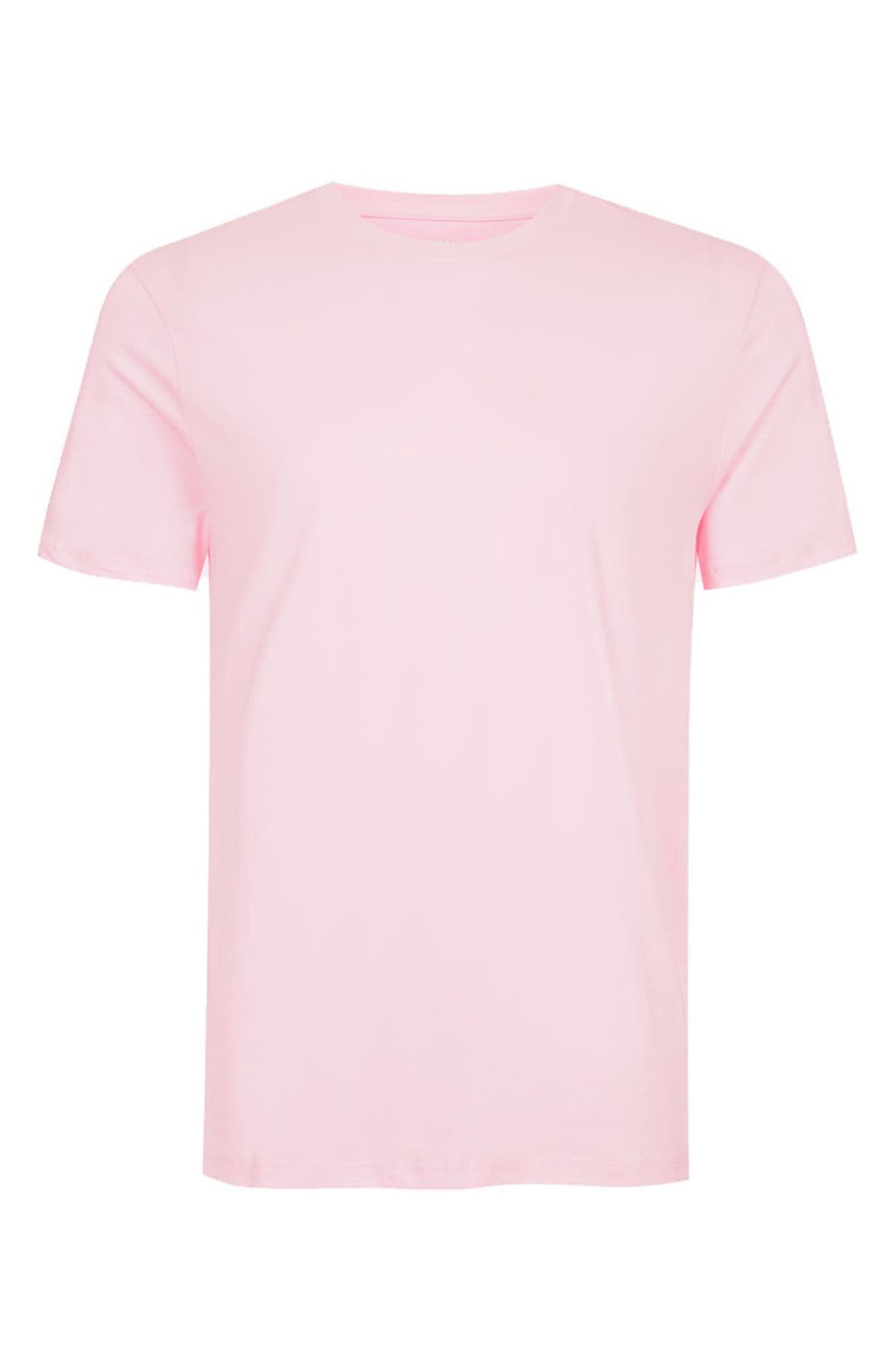 Slim Fit Crewneck T-Shirt,                             Alternate thumbnail 309, color,
