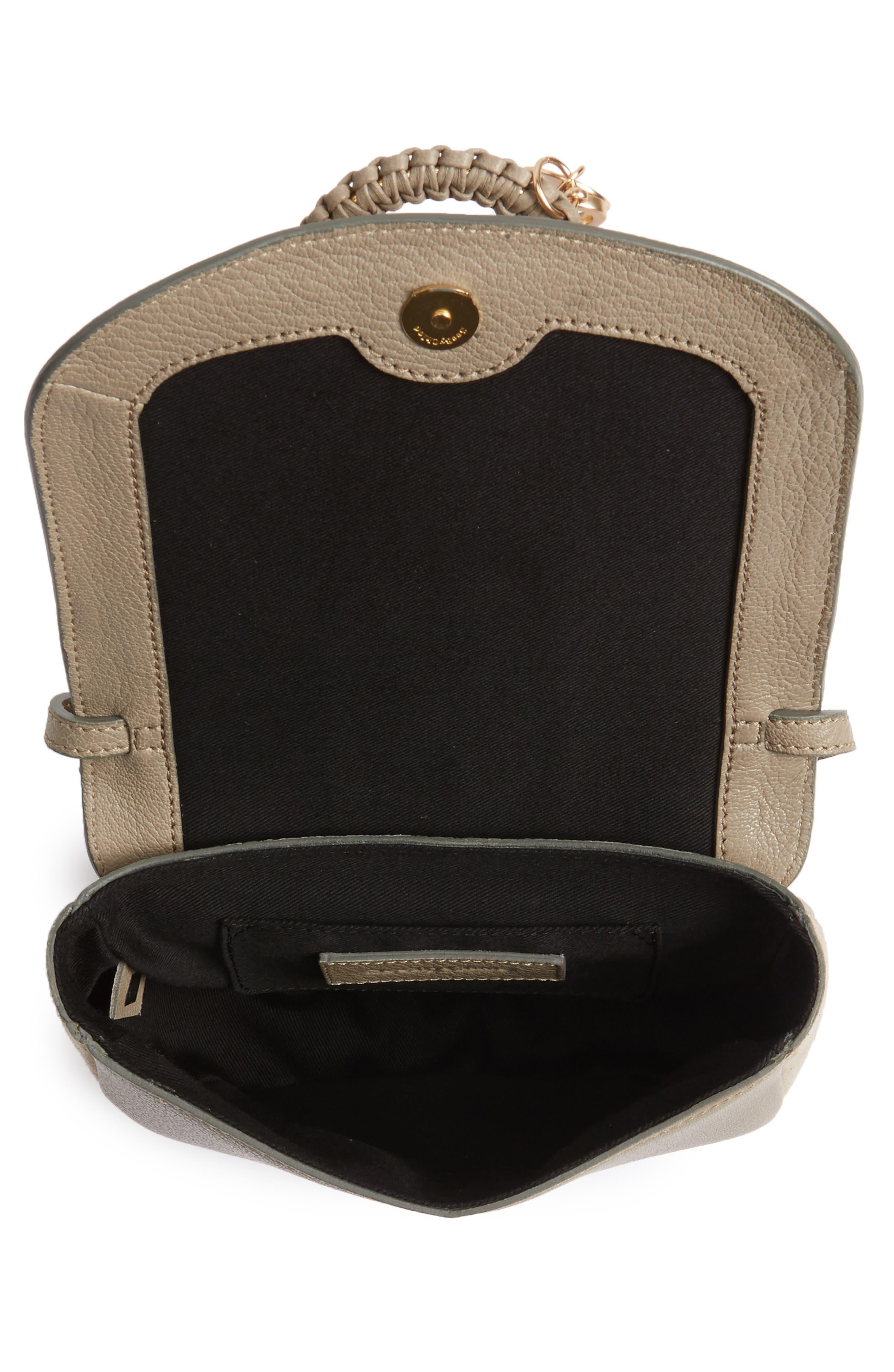Leather Bag,                             Alternate thumbnail 15, color,