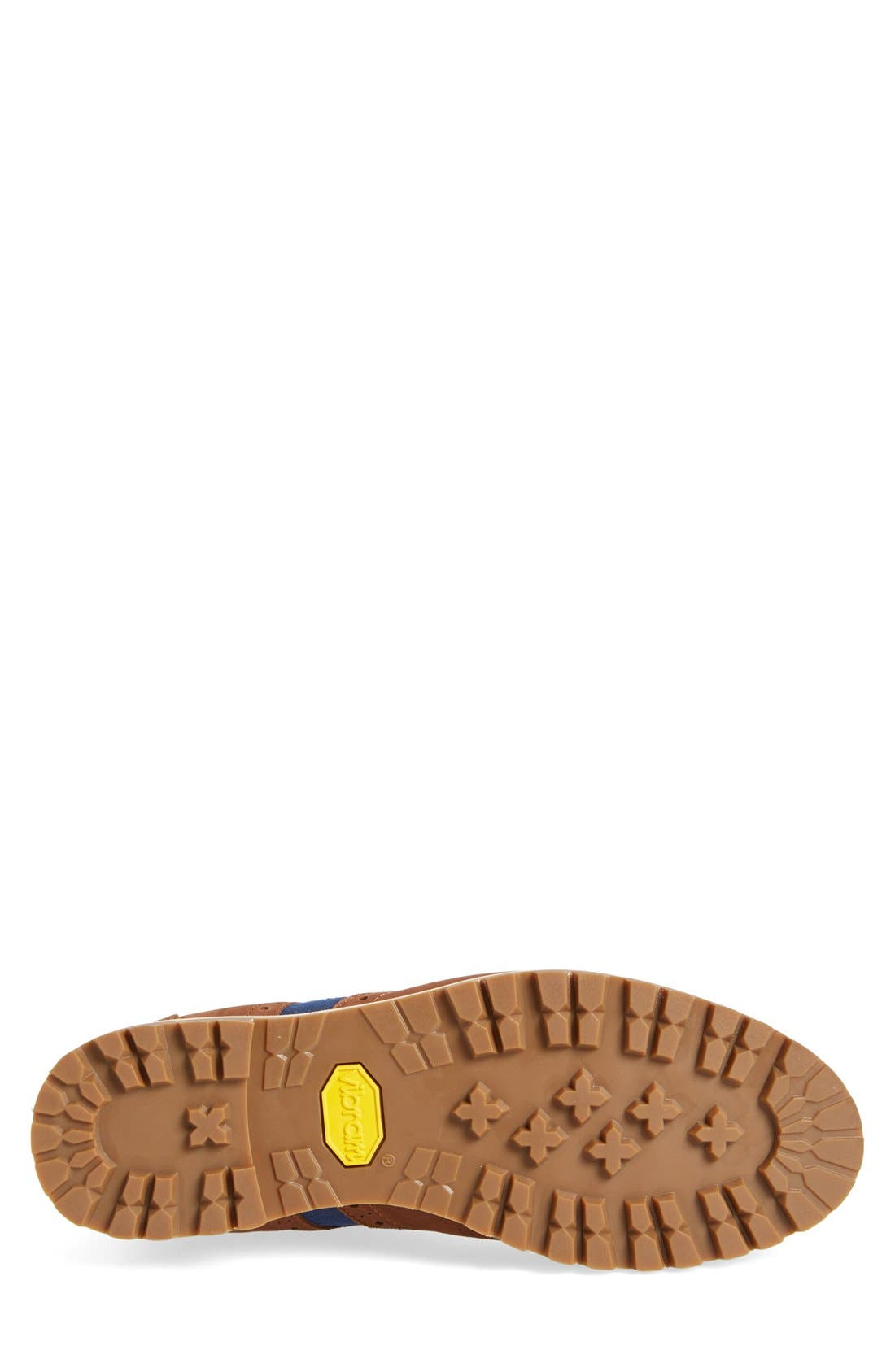 'Brogue' Boot,                             Alternate thumbnail 3, color,                             200