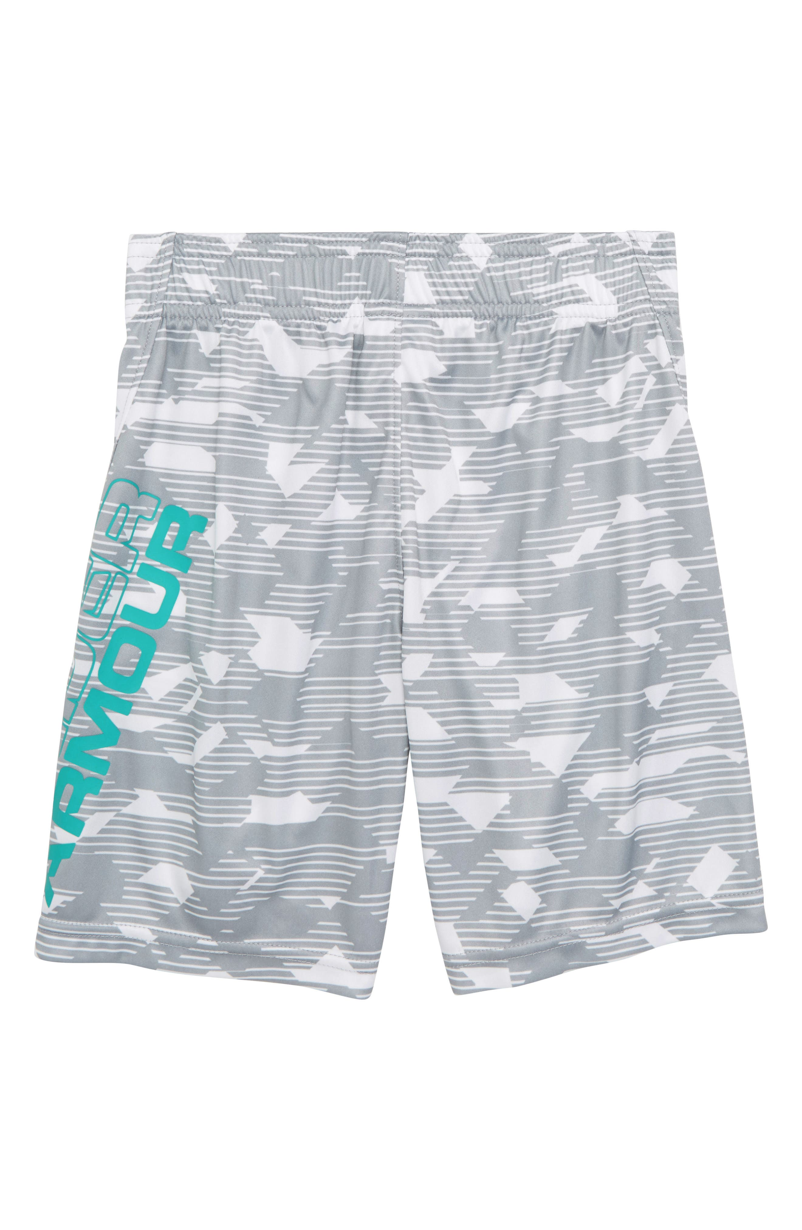 Edge Camo HeatGear<sup>®</sup> Shorts,                             Alternate thumbnail 2, color,                             020
