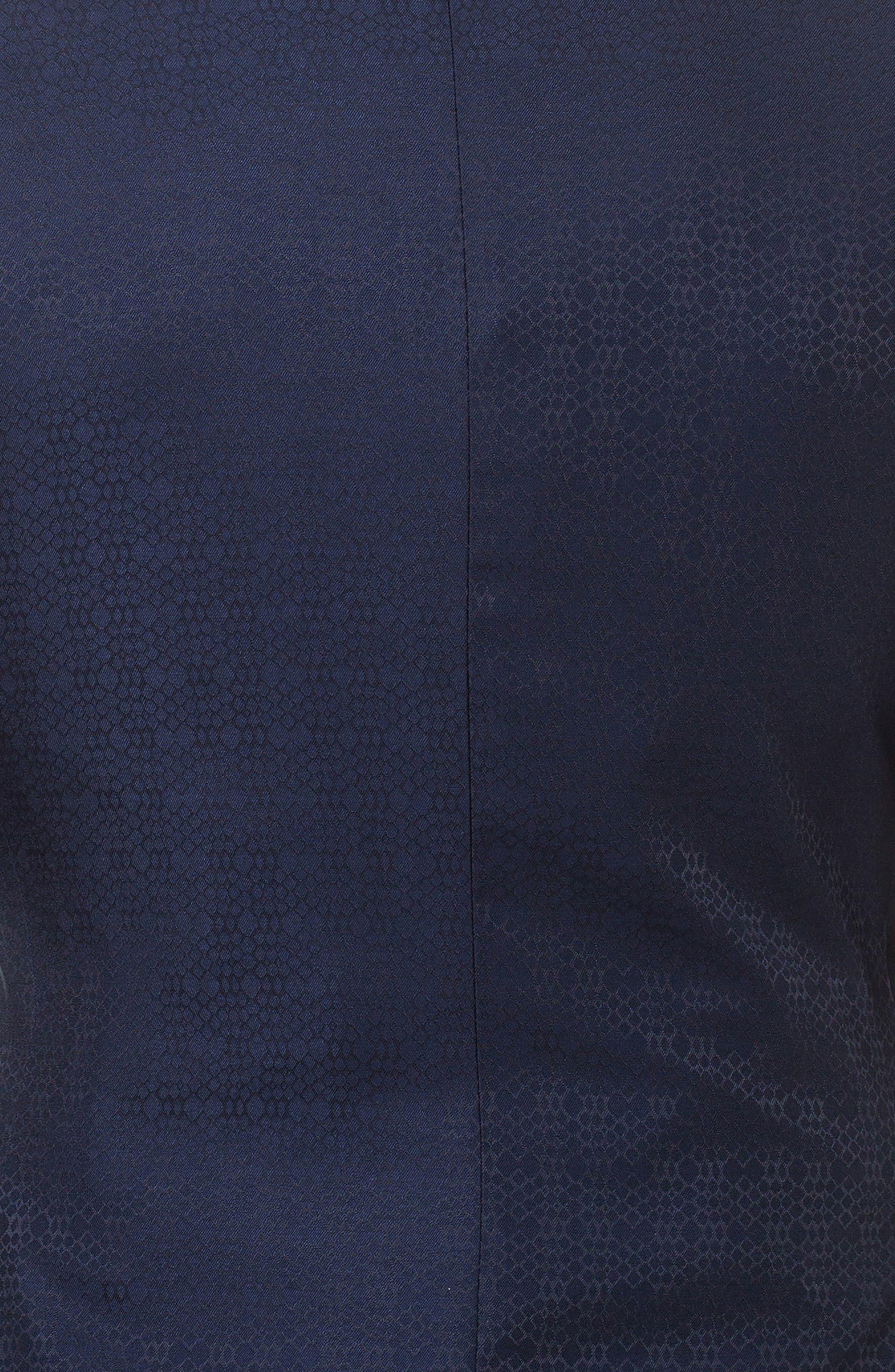 Socrate Scale Textured Sport Coat,                             Alternate thumbnail 4, color,                             420
