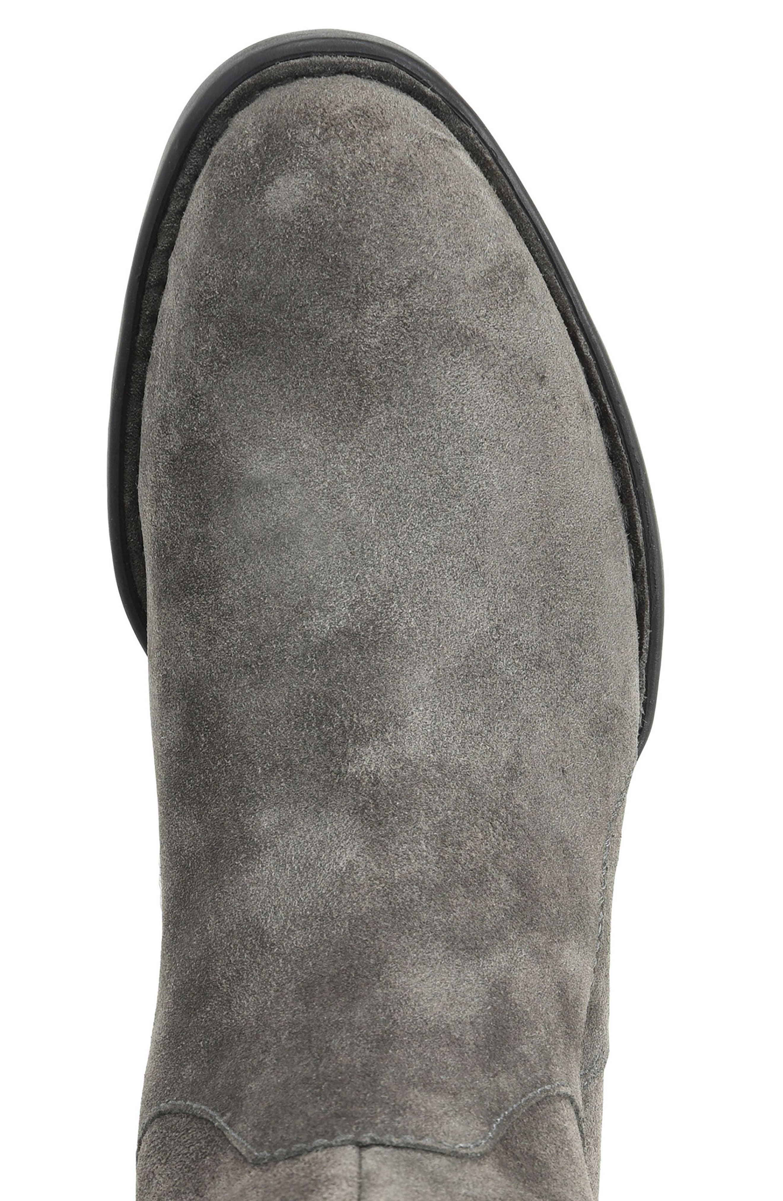 Campbell Knee High Elastic Back Boot,                             Alternate thumbnail 14, color,
