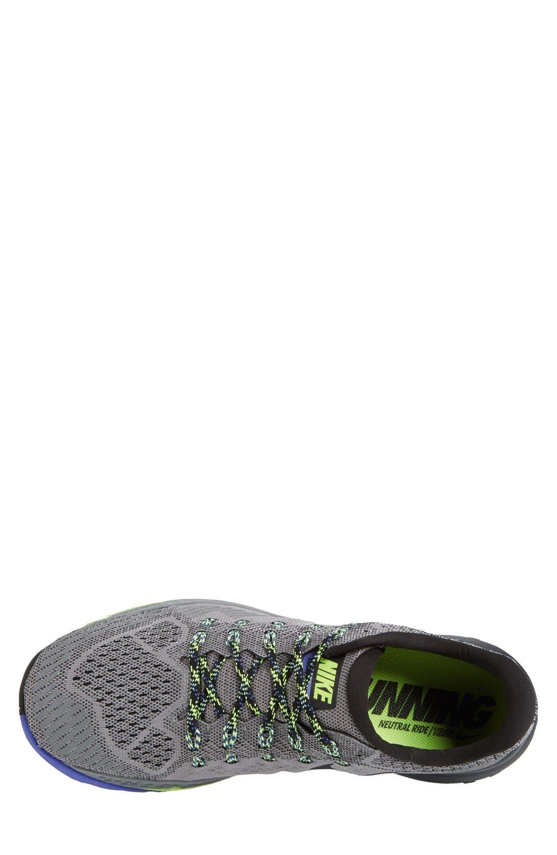 'Zoom Terra Kiger 3' Trail Running Shoe,                             Alternate thumbnail 4, color,                             081