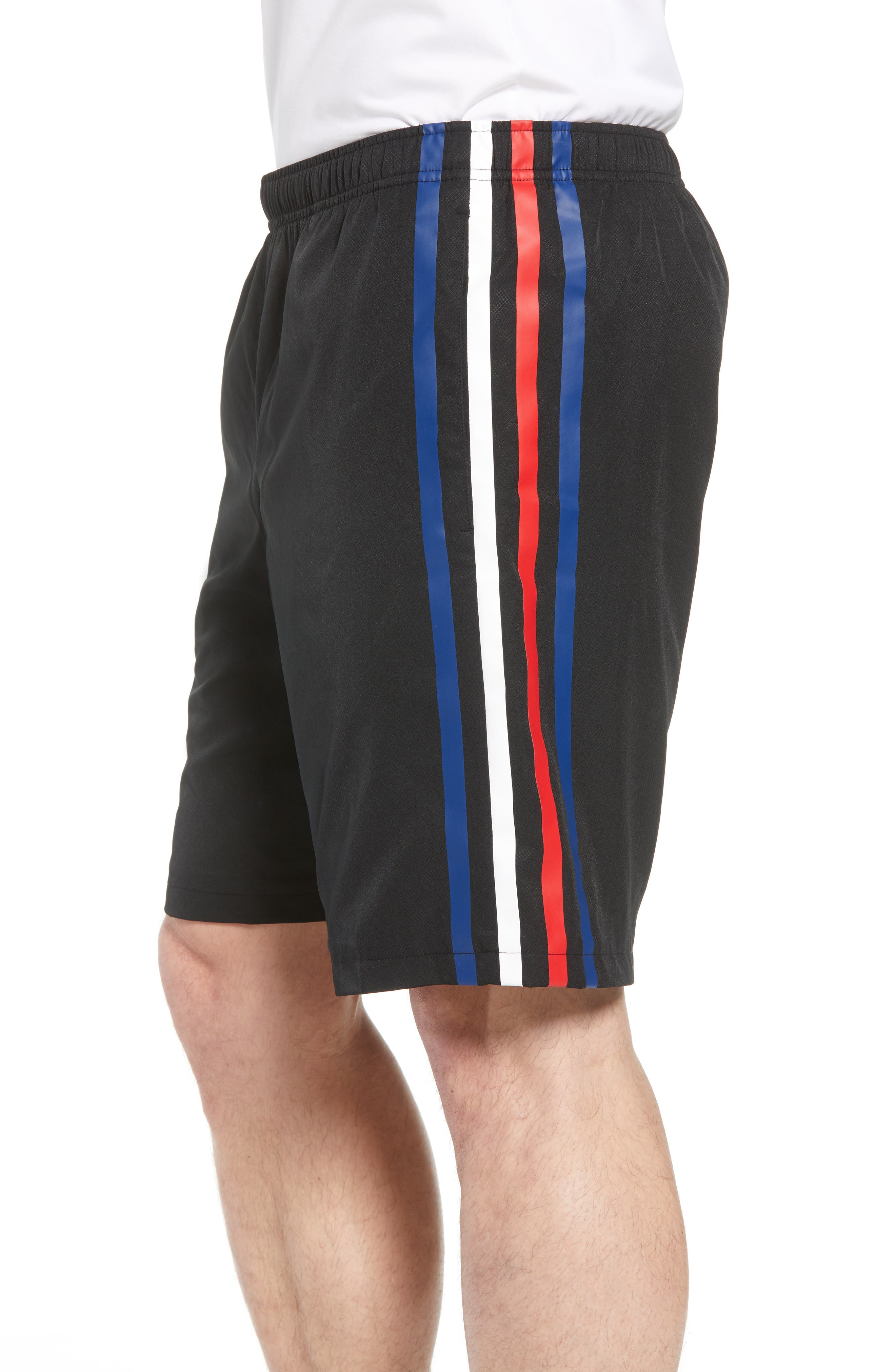 Side Stripe Shorts,                             Alternate thumbnail 3, color,                             013