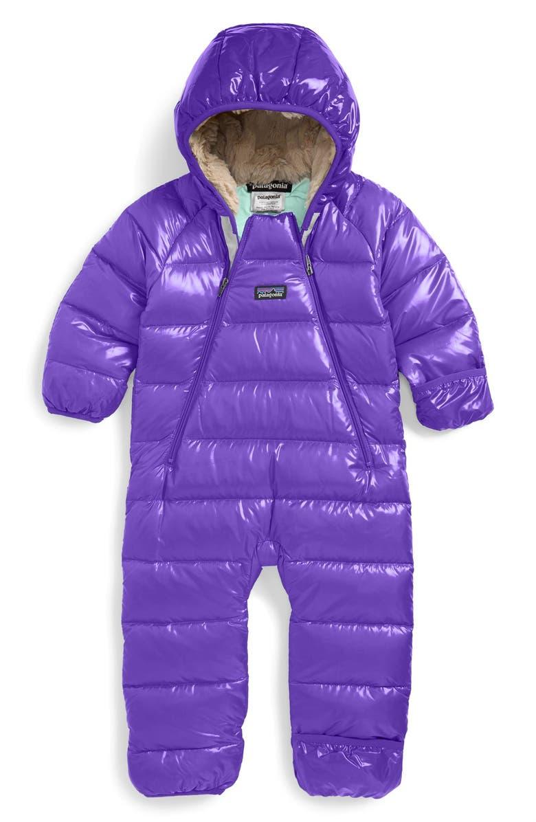 5db1ee7a6 Patagonia  Hi-Loft  Down Sweater Bunting (Baby Girls)