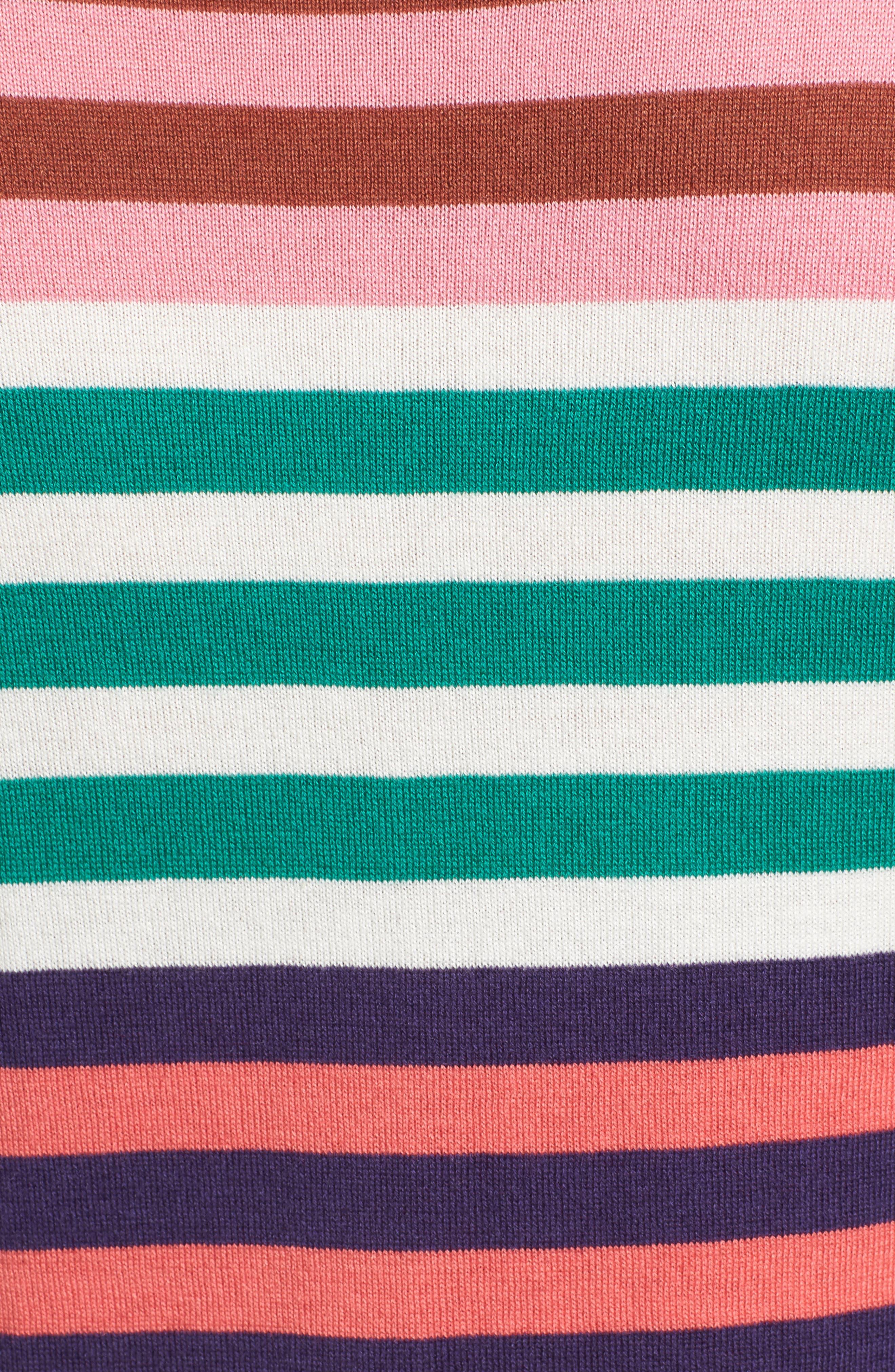 Colorblock Stripe Sweater,                             Alternate thumbnail 19, color,