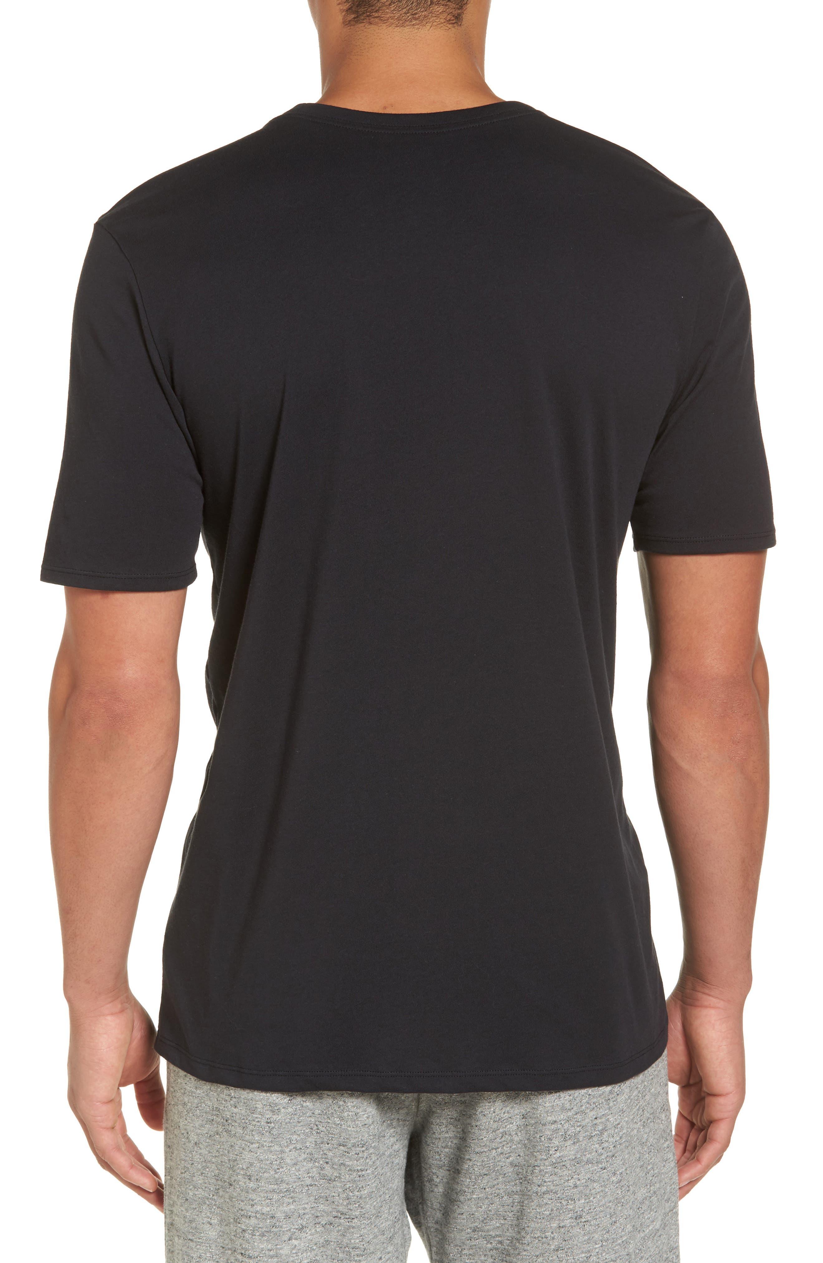 Dry No Excuses Training T-Shirt,                             Alternate thumbnail 2, color,                             010