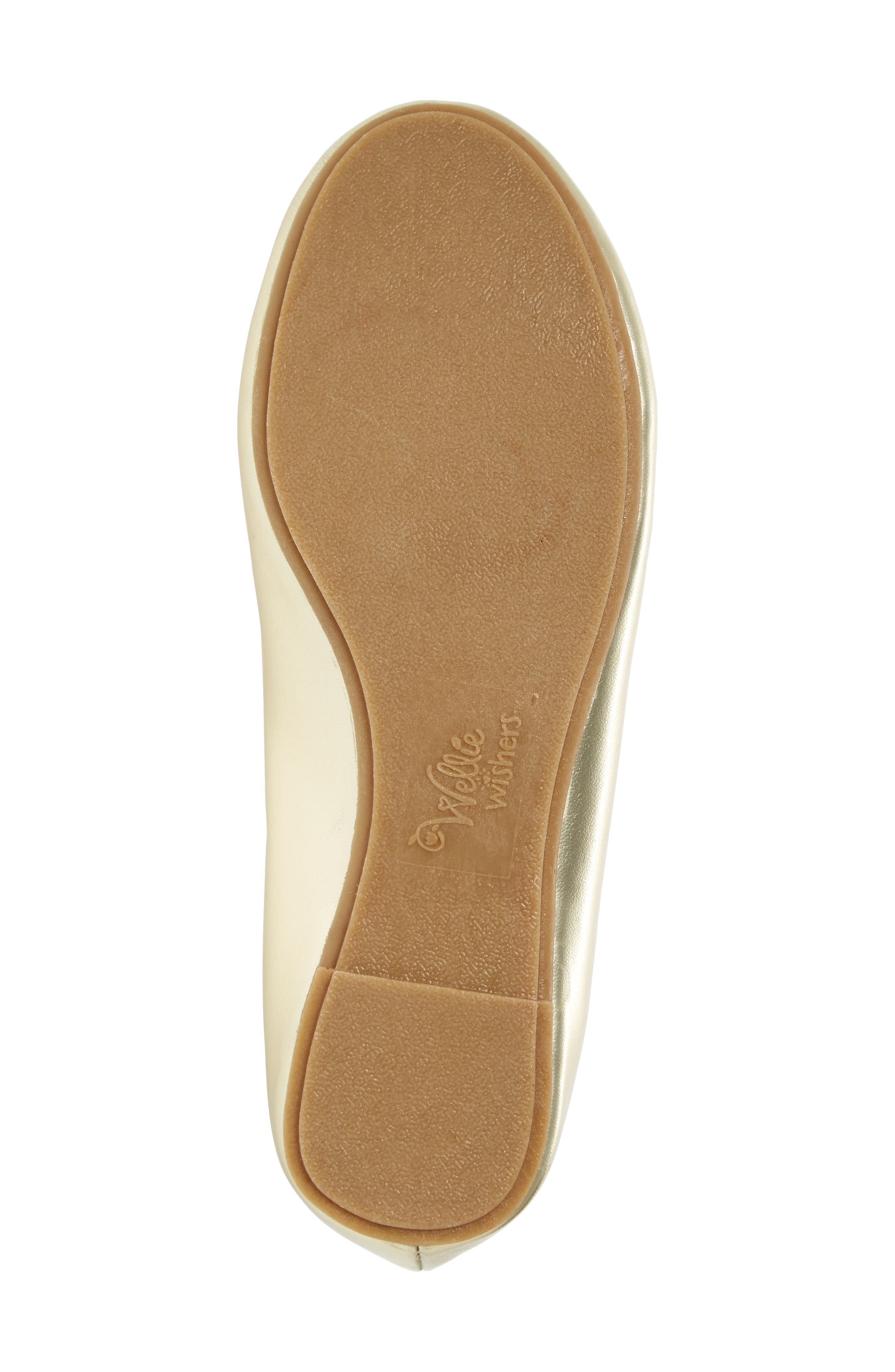 Ashlyn Flower Ballet Flat,                             Alternate thumbnail 6, color,                             710