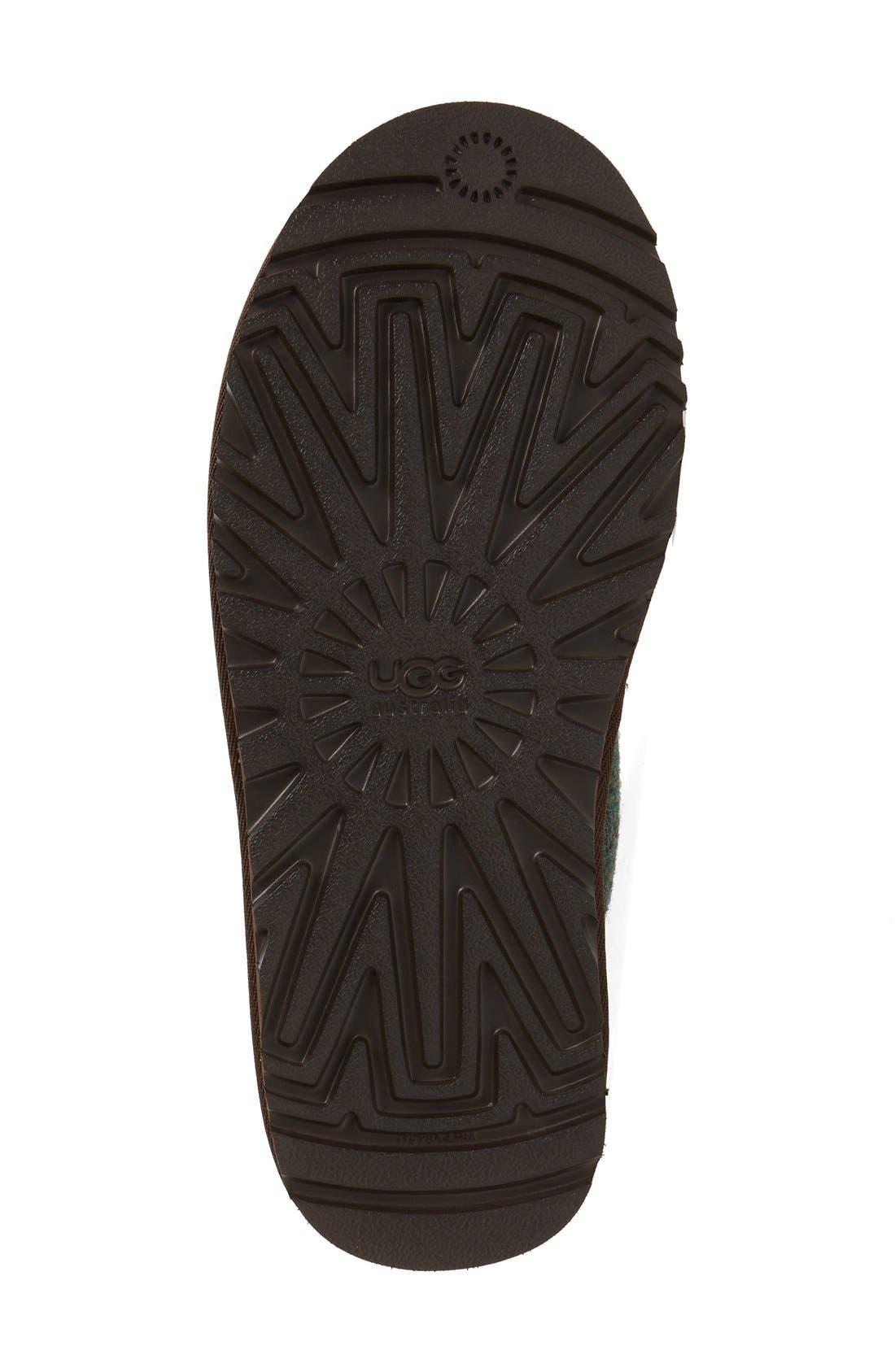 Neumel Wool & Leather Chukka Boot,                             Alternate thumbnail 4, color,                             207