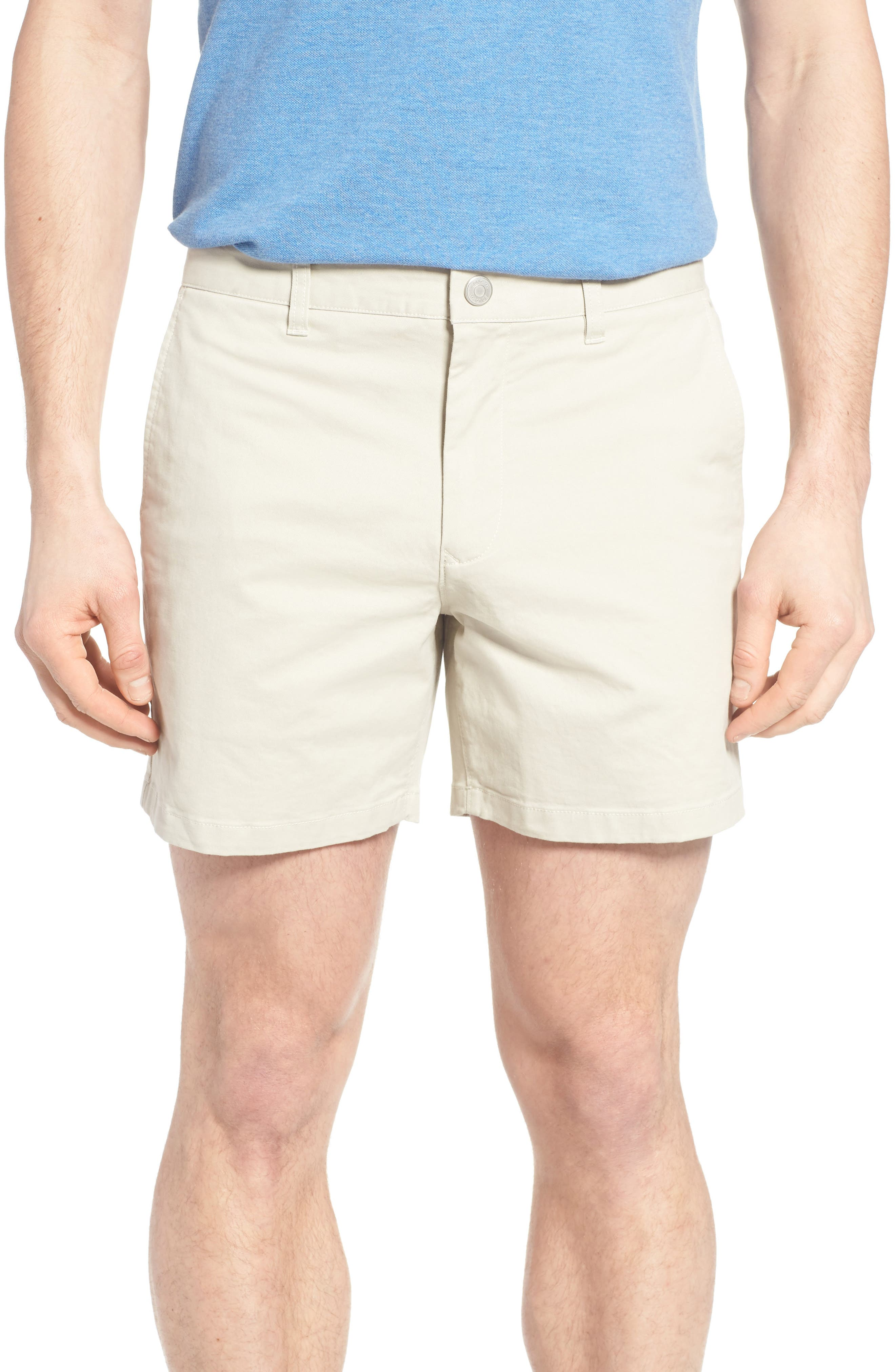 Stretch Washed Chino 5-Inch Shorts,                             Main thumbnail 24, color,