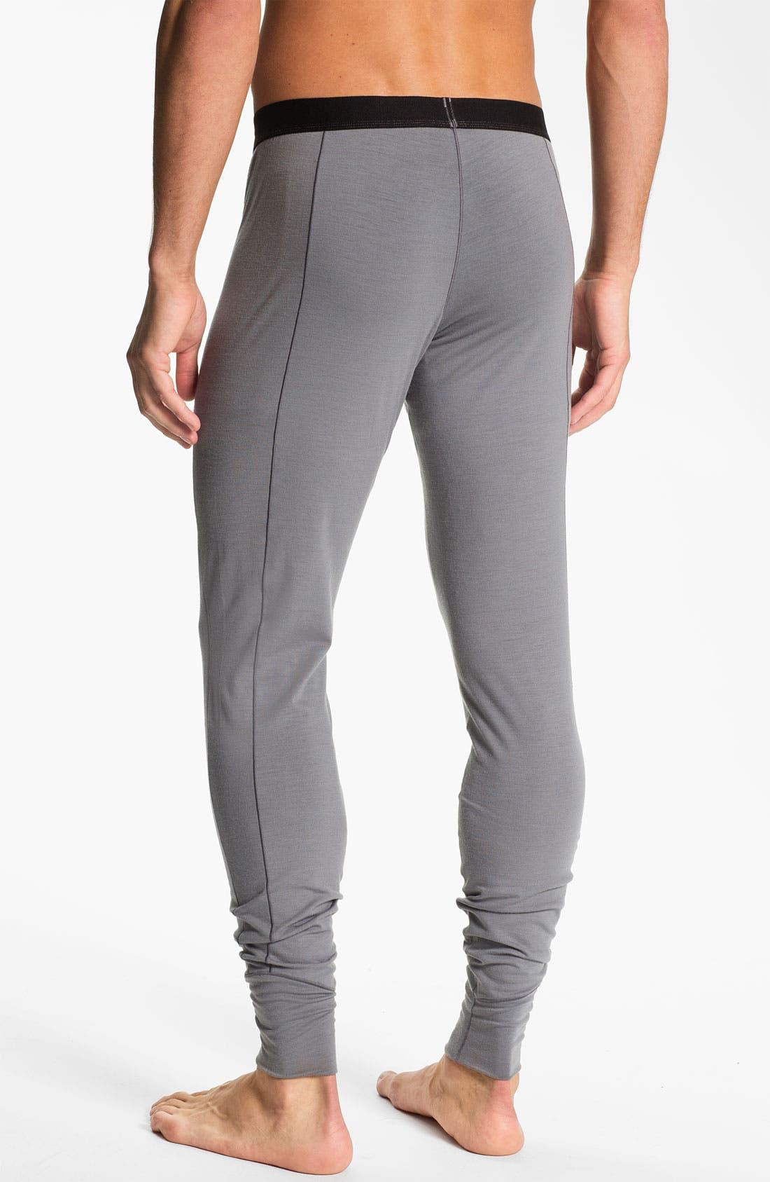 'Merino<sup>®</sup> 2' Base Layer Pants,                             Alternate thumbnail 4, color,