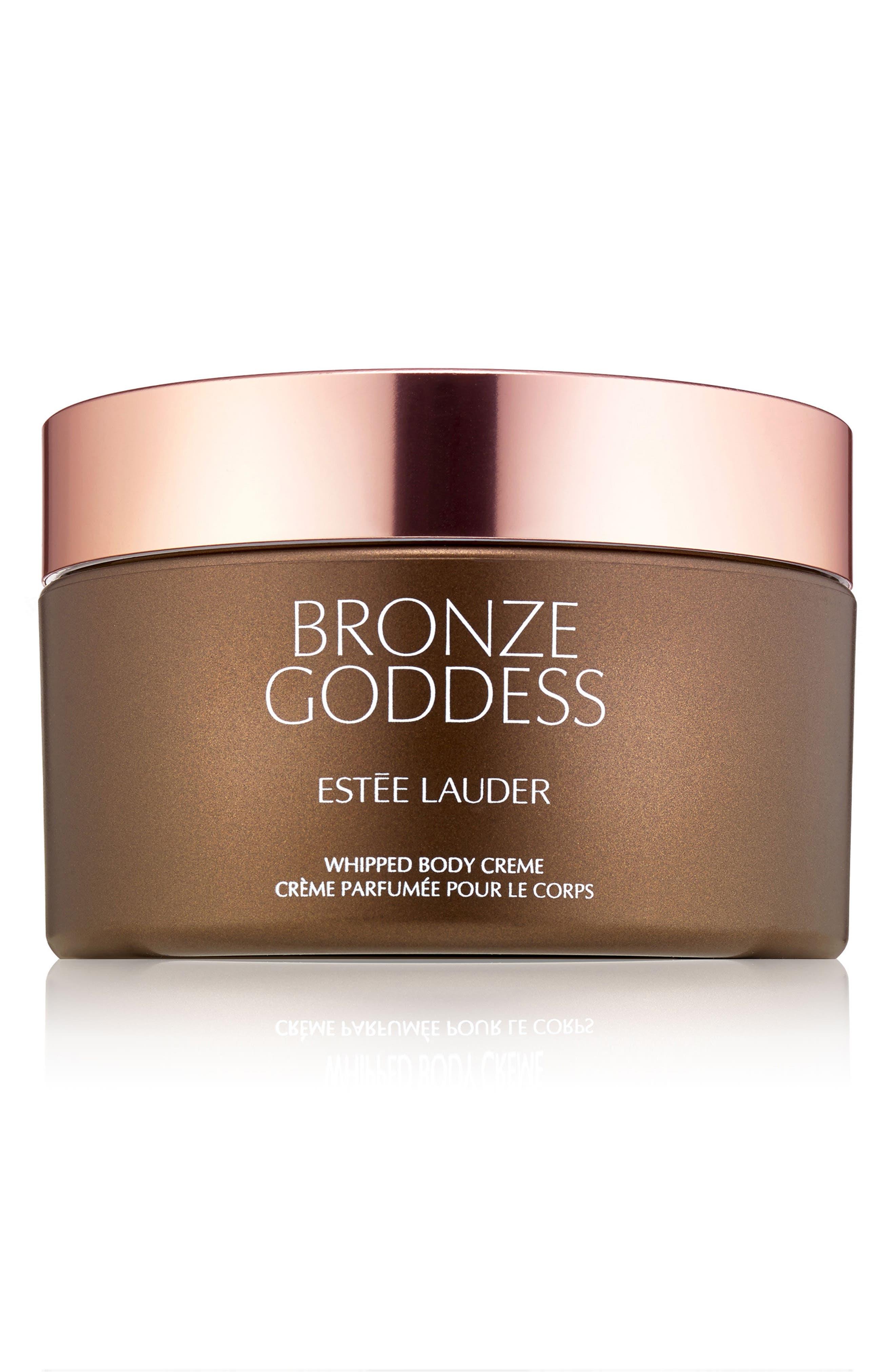 Bronze Goddess Whipped Body Crème,                         Main,                         color, NO COLOR