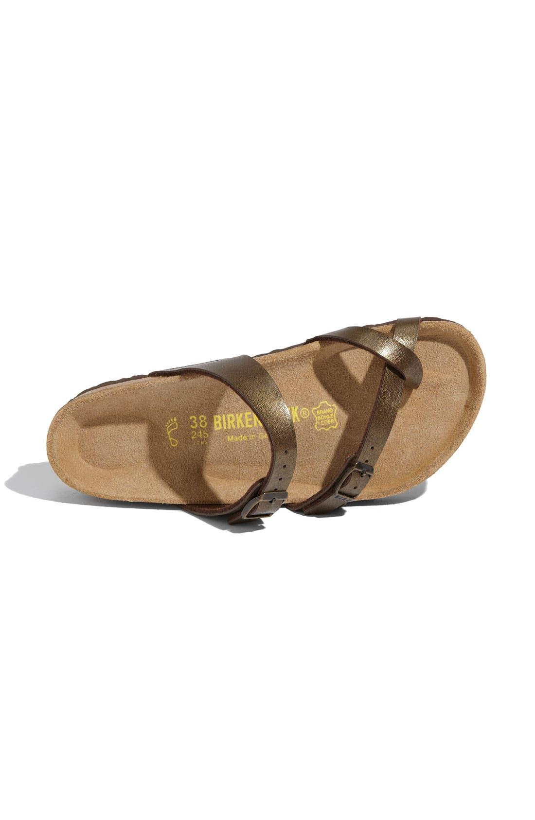 'Mayari' Birko-Flor<sup>™</sup> Sandal,                             Alternate thumbnail 146, color,