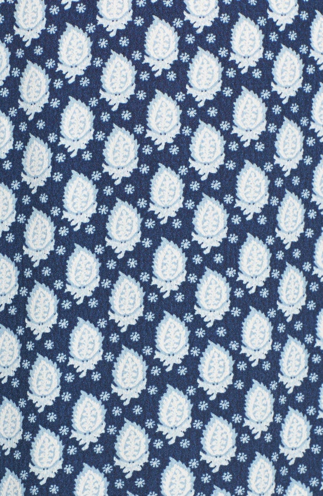 Floral Pattern Pants,                             Alternate thumbnail 2, color,                             486