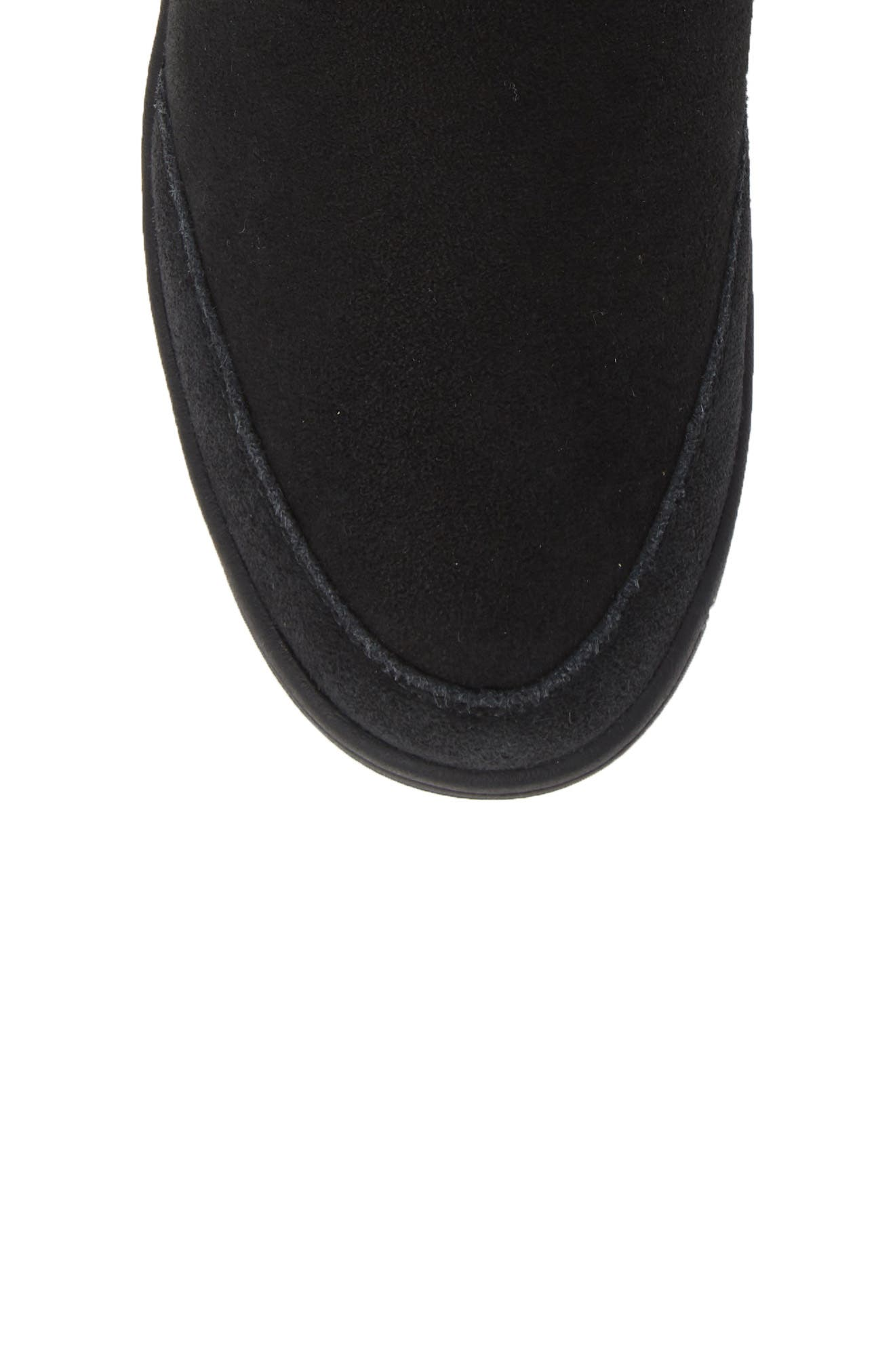 UGG<SUP>®</SUP>,                             Ultra Revival Genuine Shearling Tall Boot,                             Alternate thumbnail 5, color,                             001