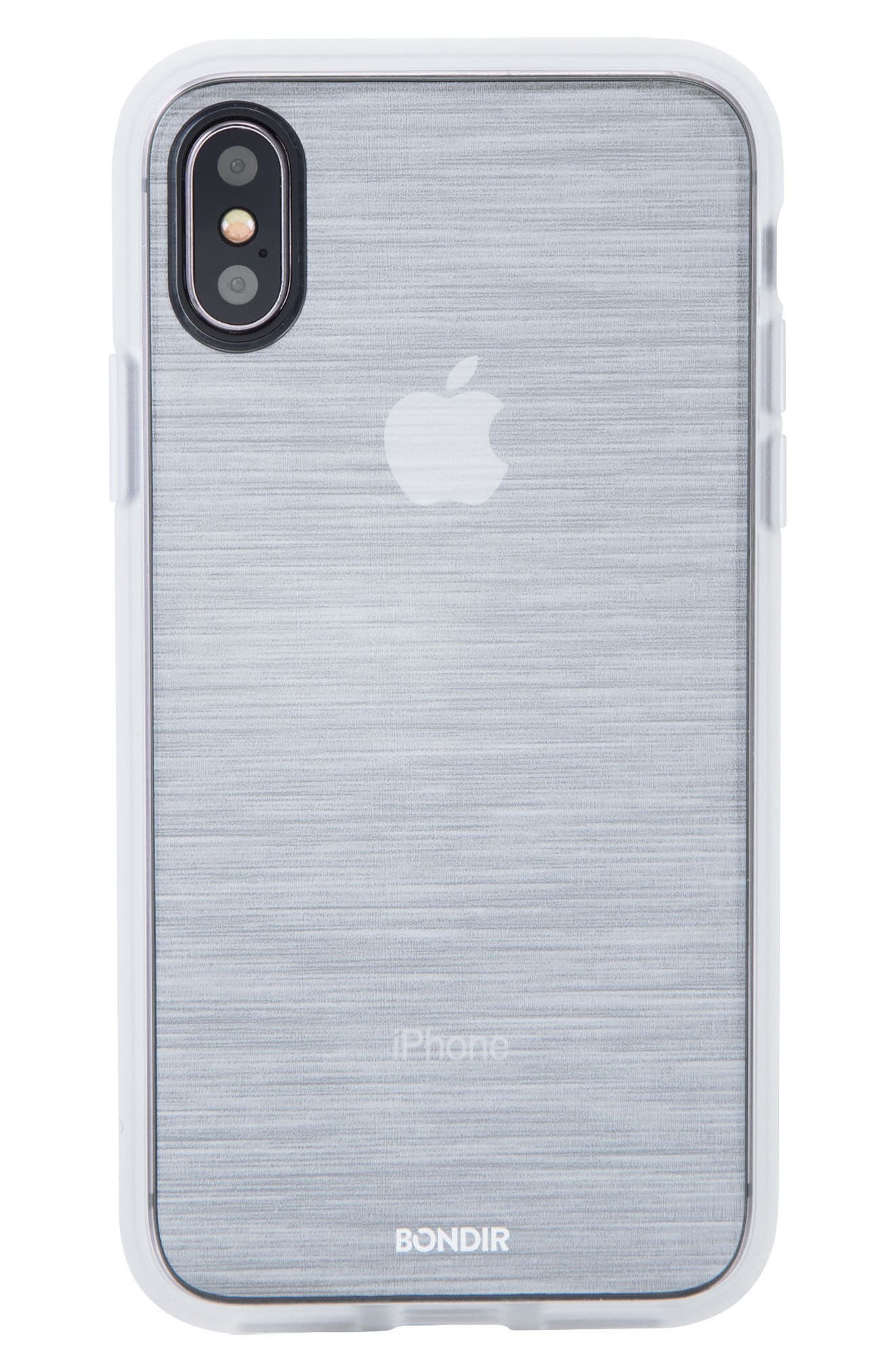 Mist iPhone X & XsXsPlus Case,                             Main thumbnail 1, color,