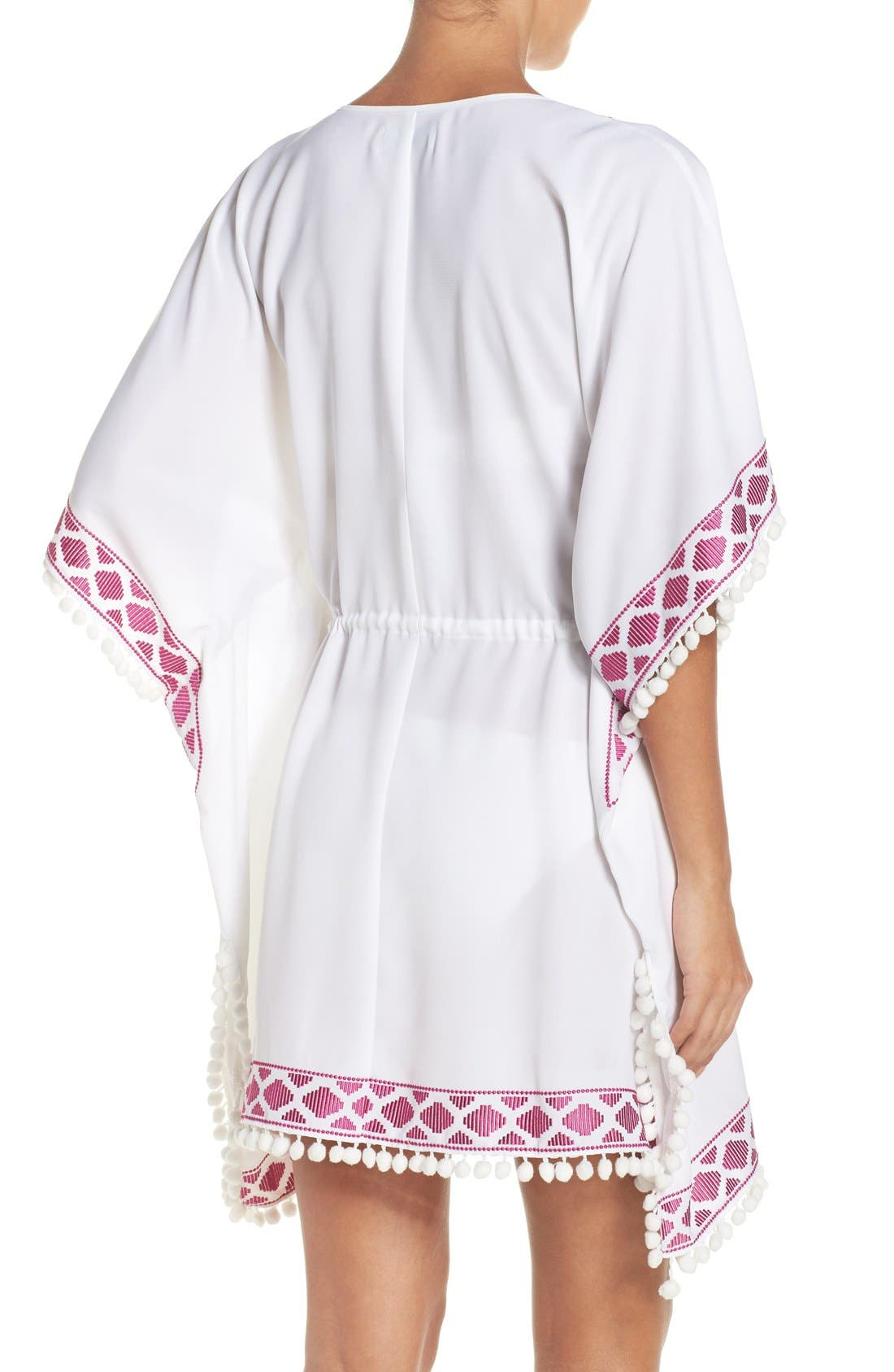 UPF 50 Tunic Cover-Up,                             Alternate thumbnail 6, color,