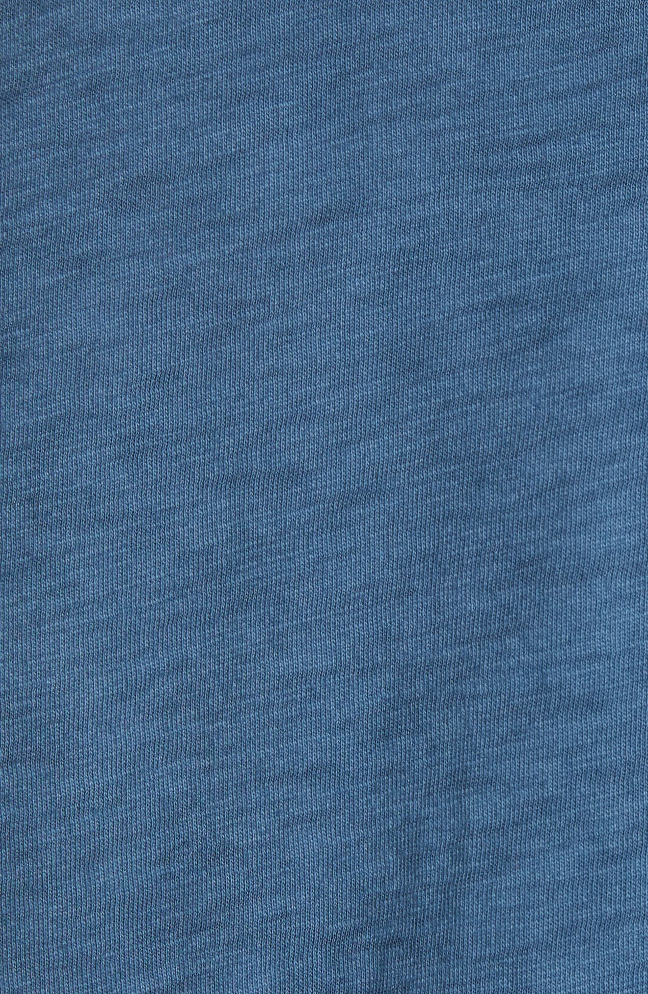 The Tee,                             Alternate thumbnail 5, color,                             WASHED NAVY