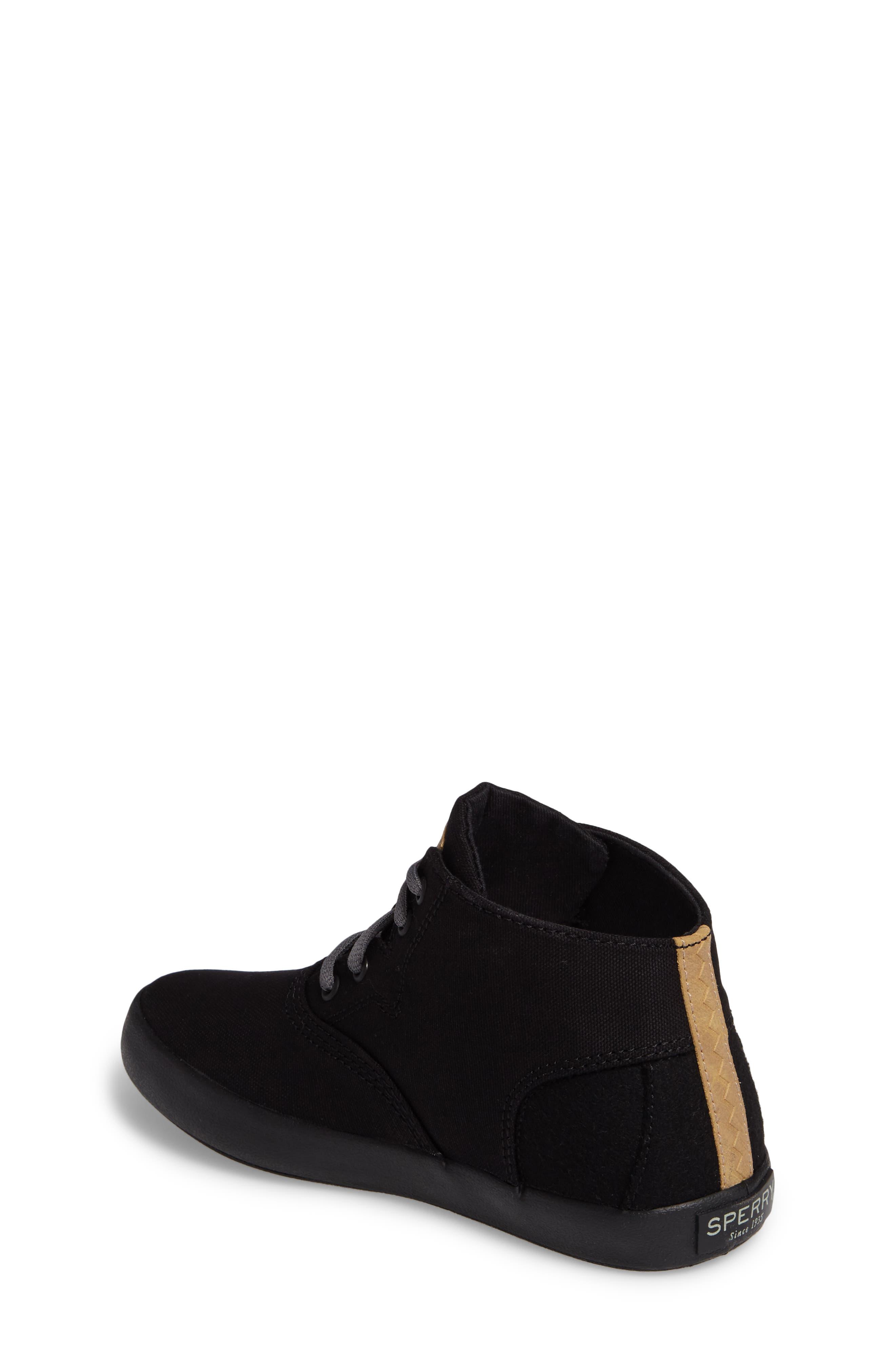 Wahoo Mid-Top Sneaker,                             Alternate thumbnail 2, color,                             001