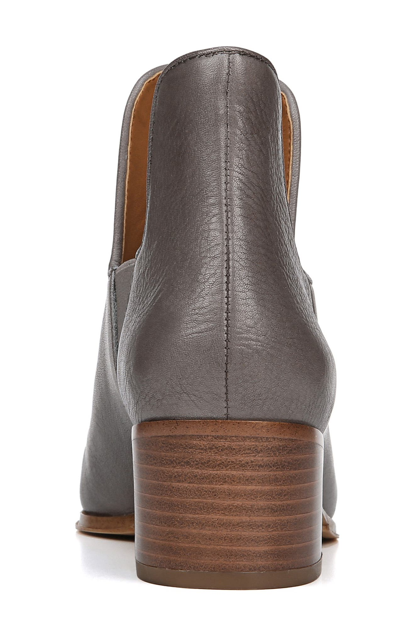 Ashbury Bootie,                             Alternate thumbnail 7, color,                             GREYSTONE LEATHER