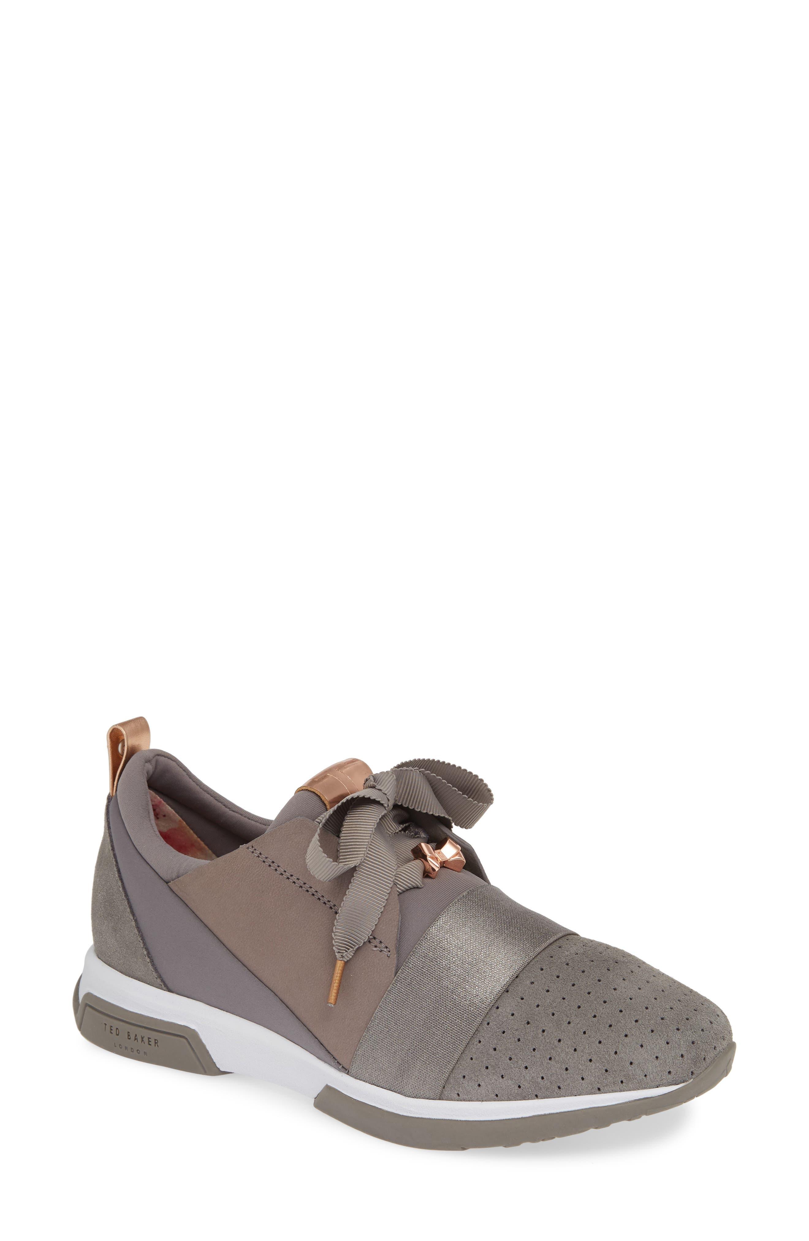 dd62a19032db Ted Baker London Cepa Sneaker - Grey
