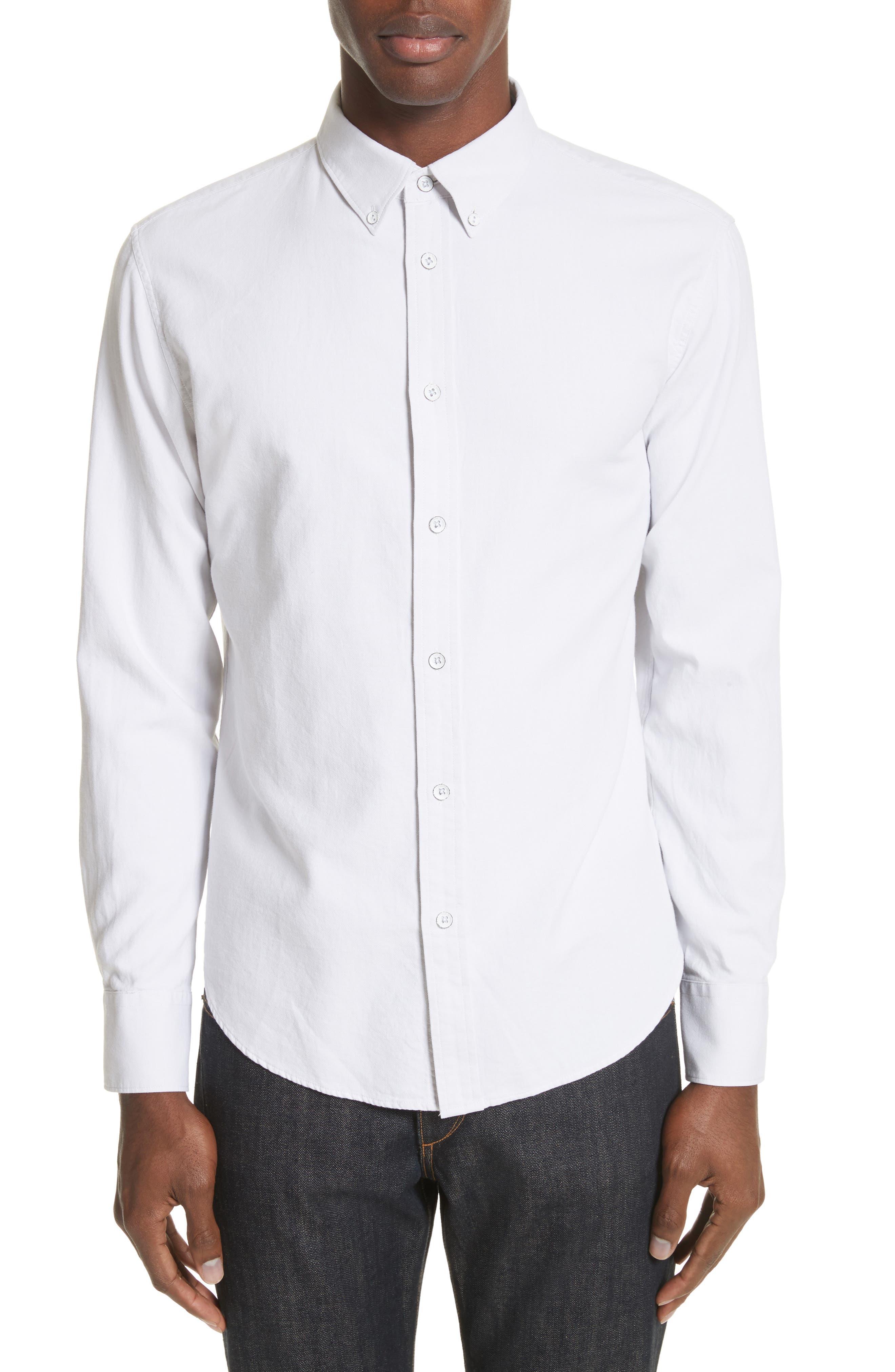 RAG & BONE Tomlin Fit 2 Shirt, Main, color, 179