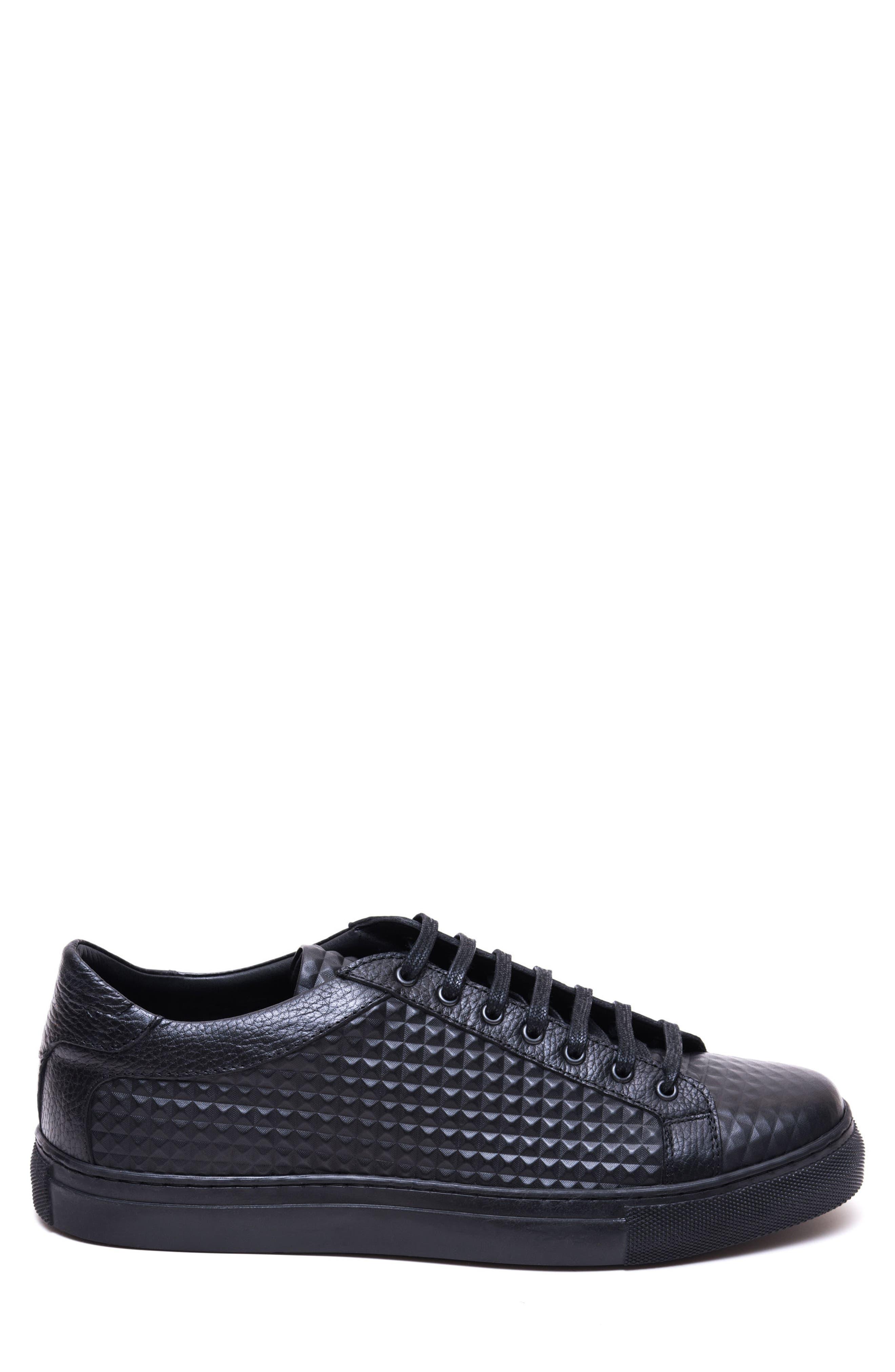 Scott Leather Sneaker,                             Alternate thumbnail 5, color,