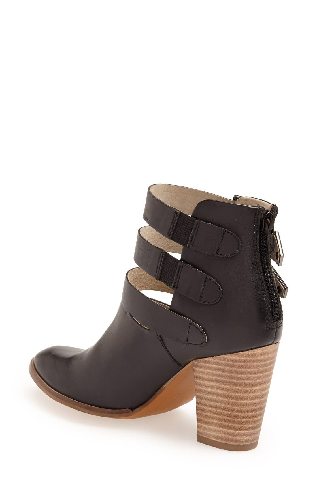 'Haywire' Bootie,                             Alternate thumbnail 4, color,                             001