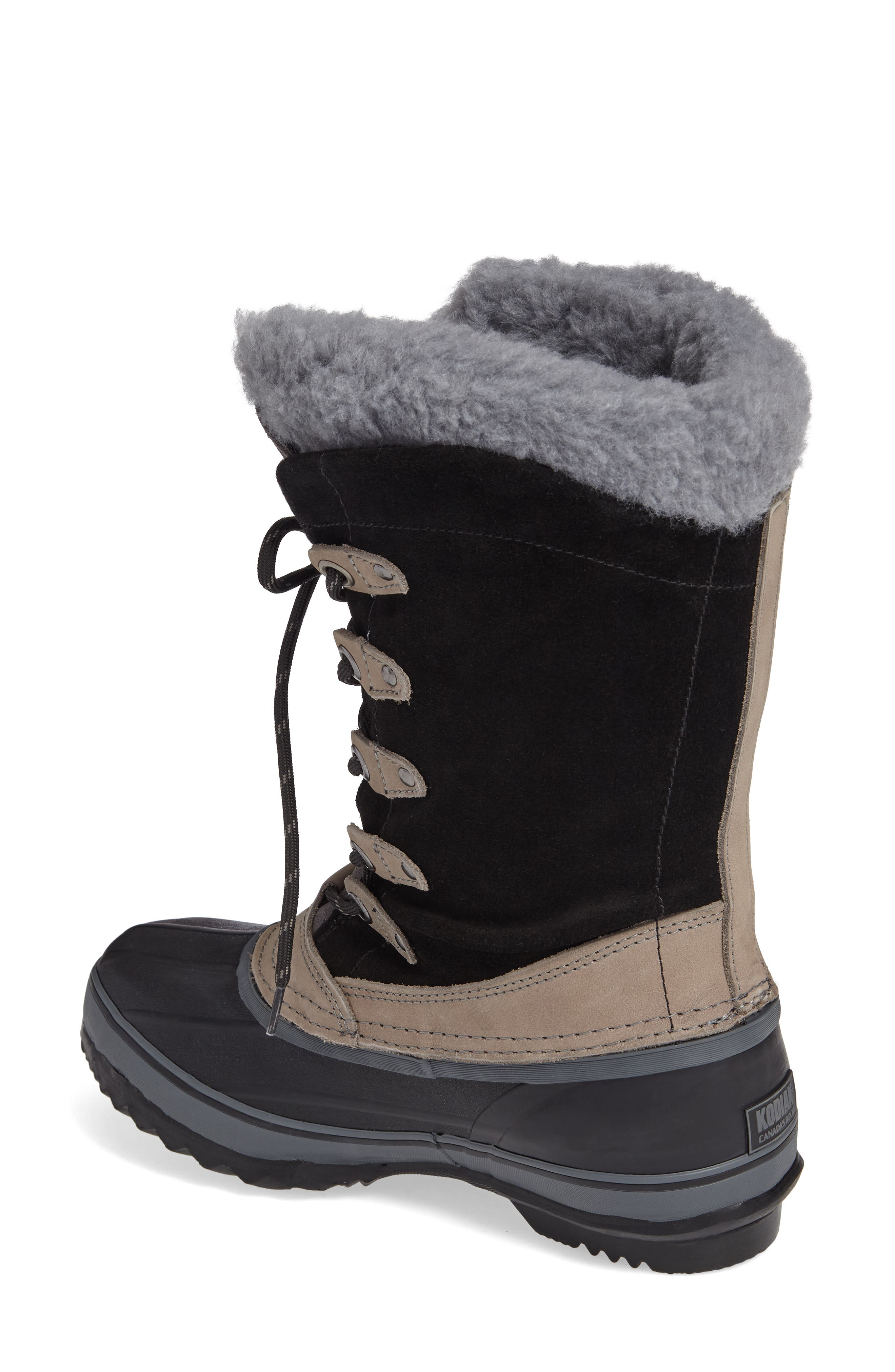 Kyra Waterproof Boot,                             Alternate thumbnail 2, color,                             001