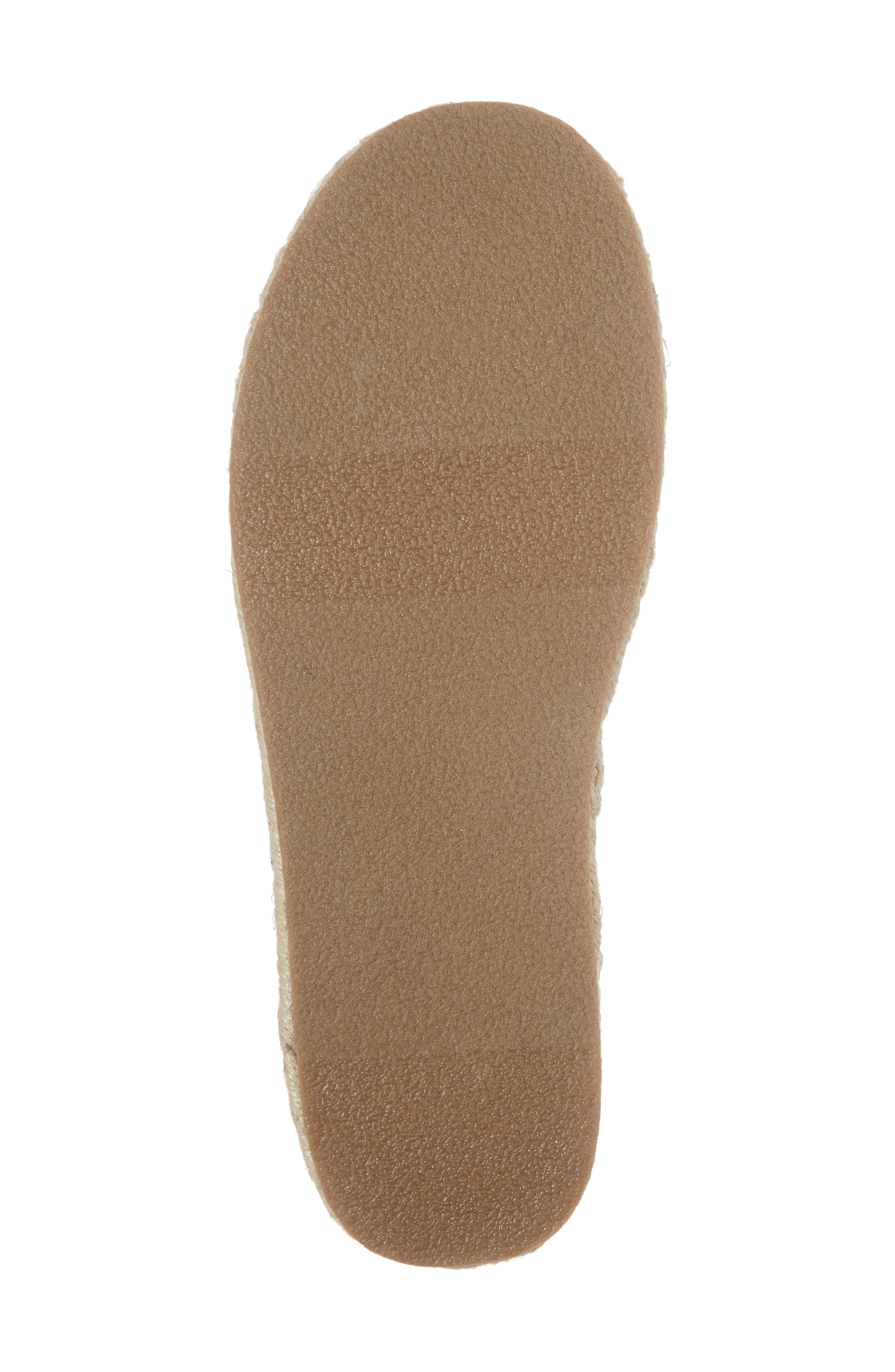 JLUAO Tropical Embellished Sandal,                             Alternate thumbnail 6, color,                             001