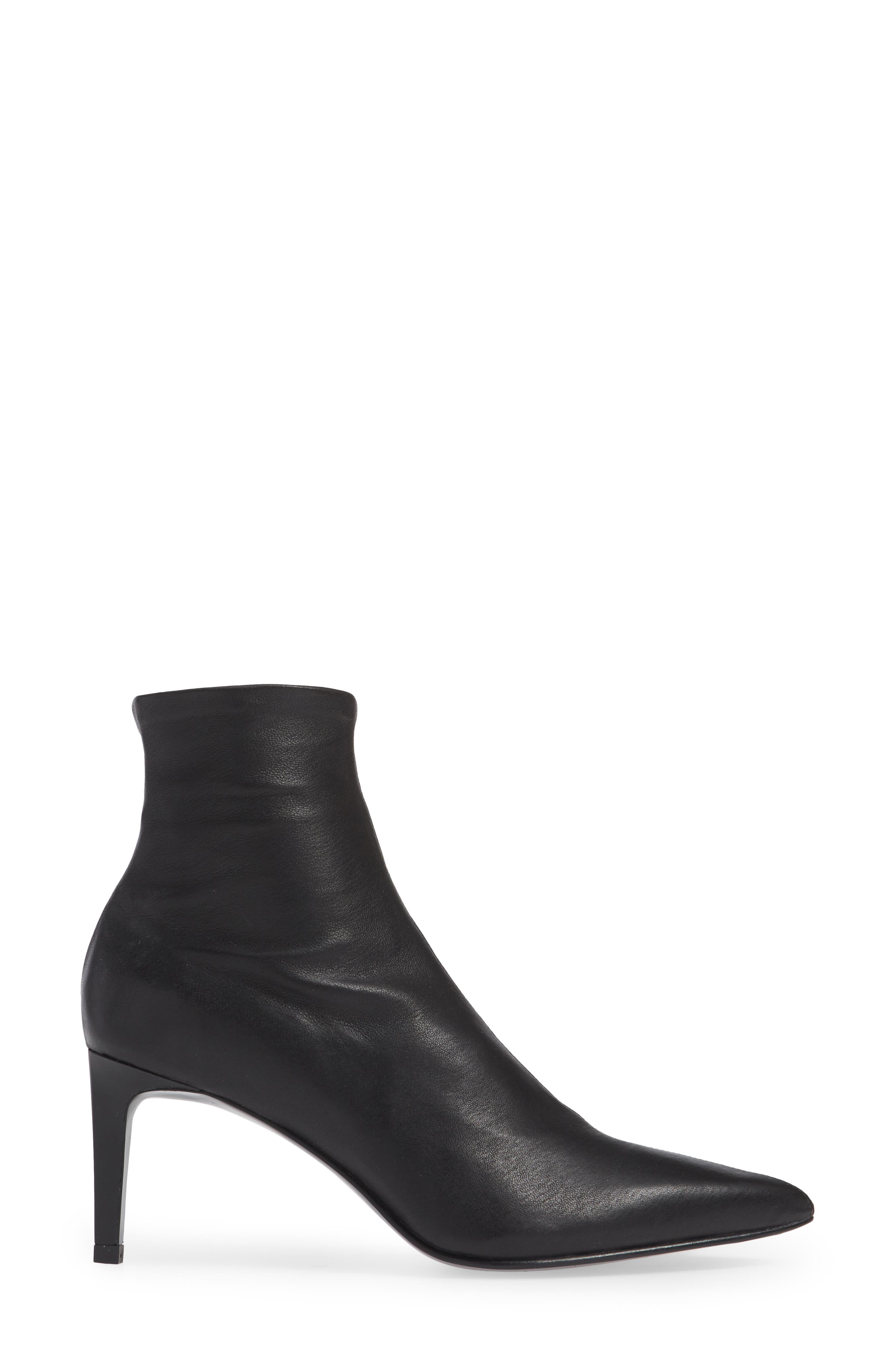 Beha Stretch Bootie,                             Alternate thumbnail 3, color,                             001