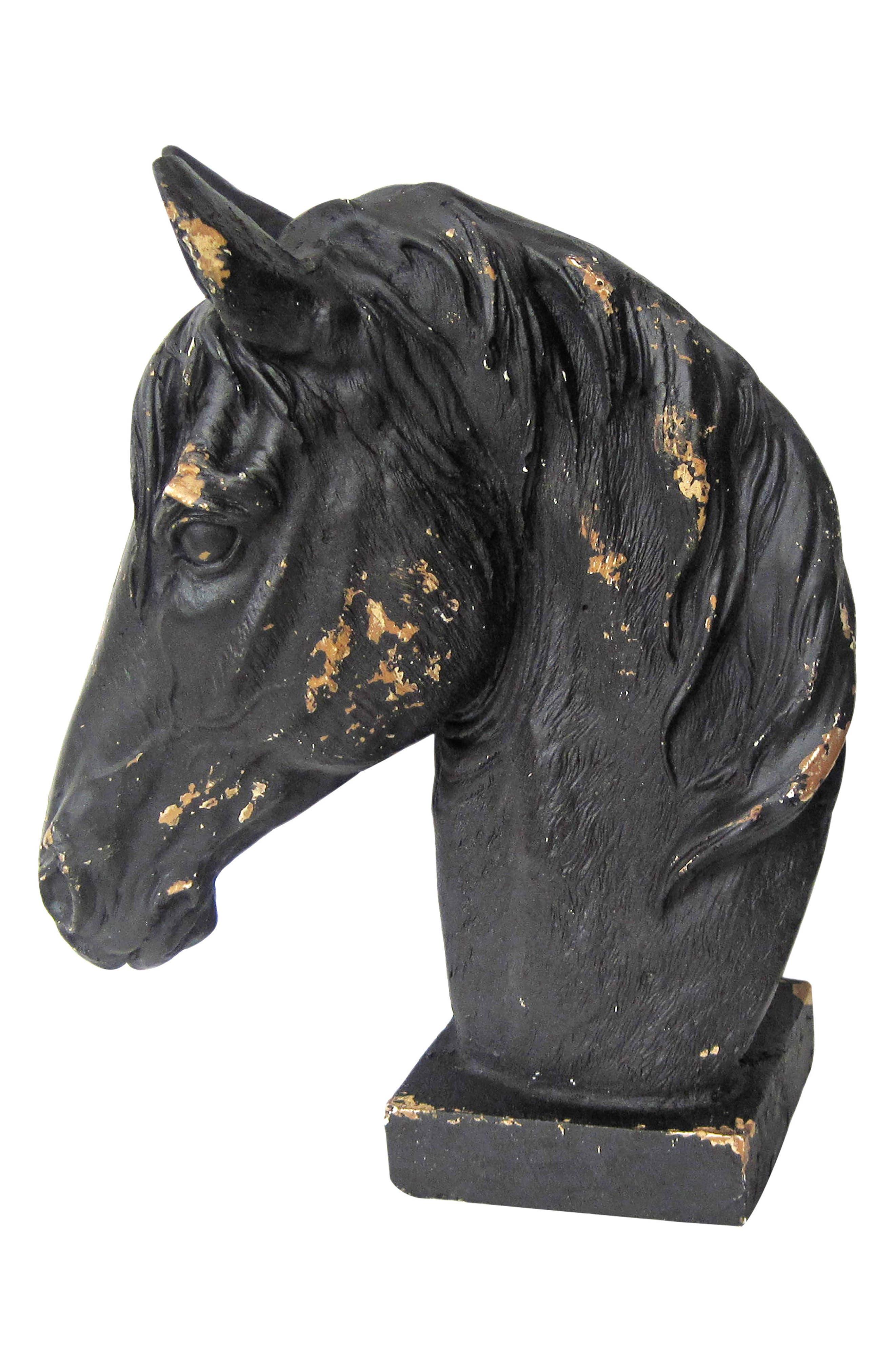 Horse Statue,                         Main,                         color, 001
