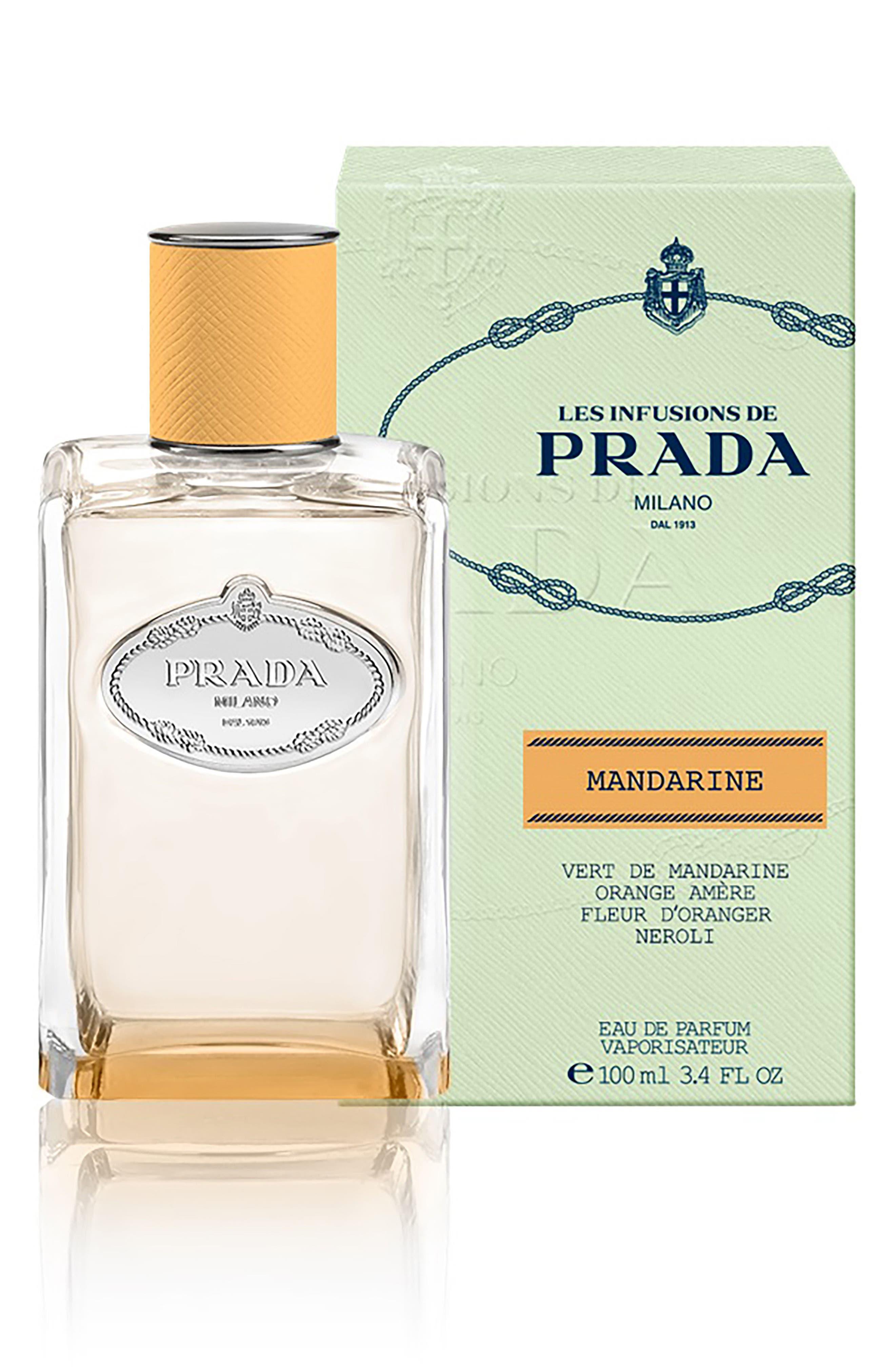PRADA,                             Les Infusions Mandarine Eau de Parfum,                             Alternate thumbnail 2, color,                             NO COLOR